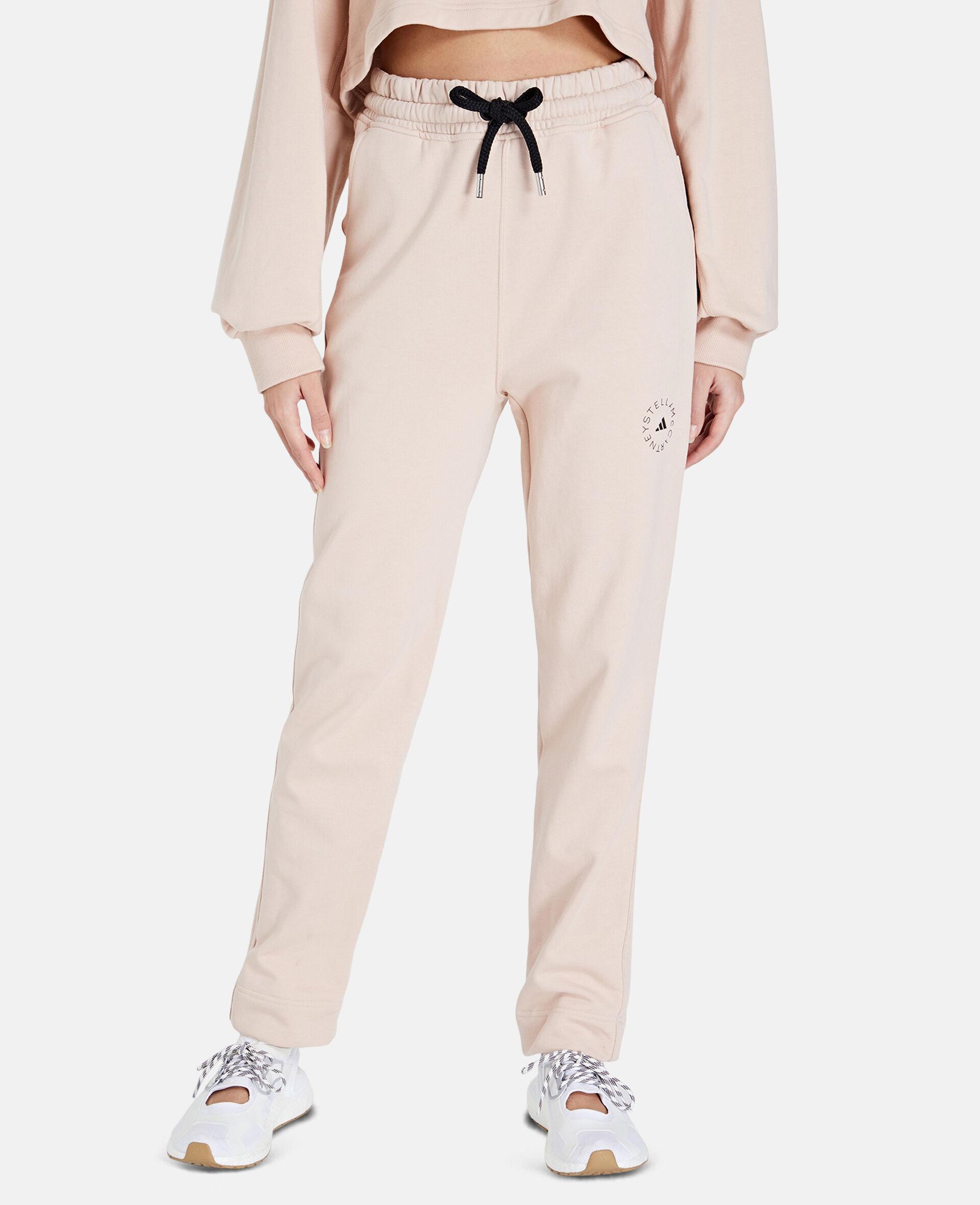 Pink Training Sweatpants -Pink-large image number 4