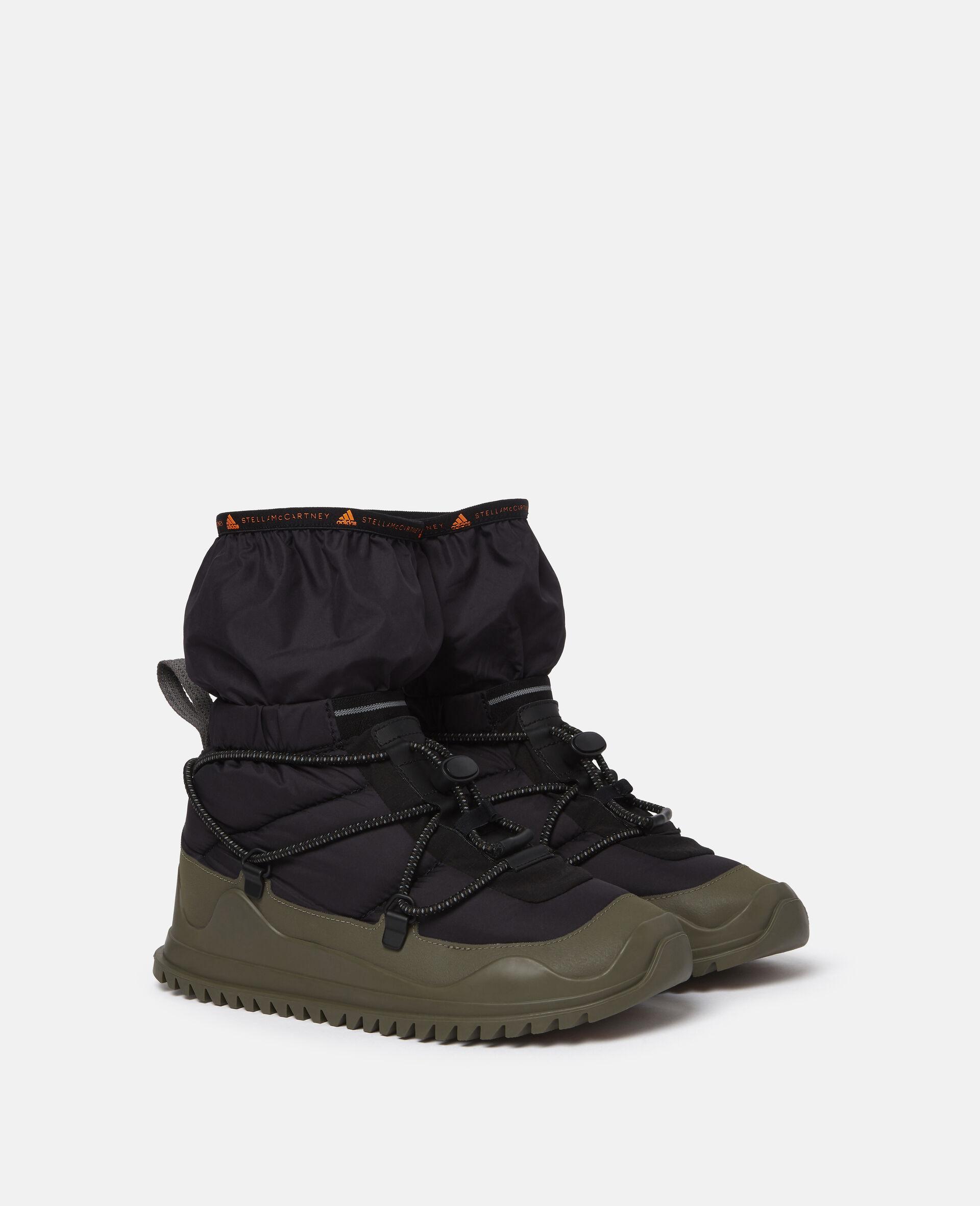 Winter Boots-Black-large image number 1