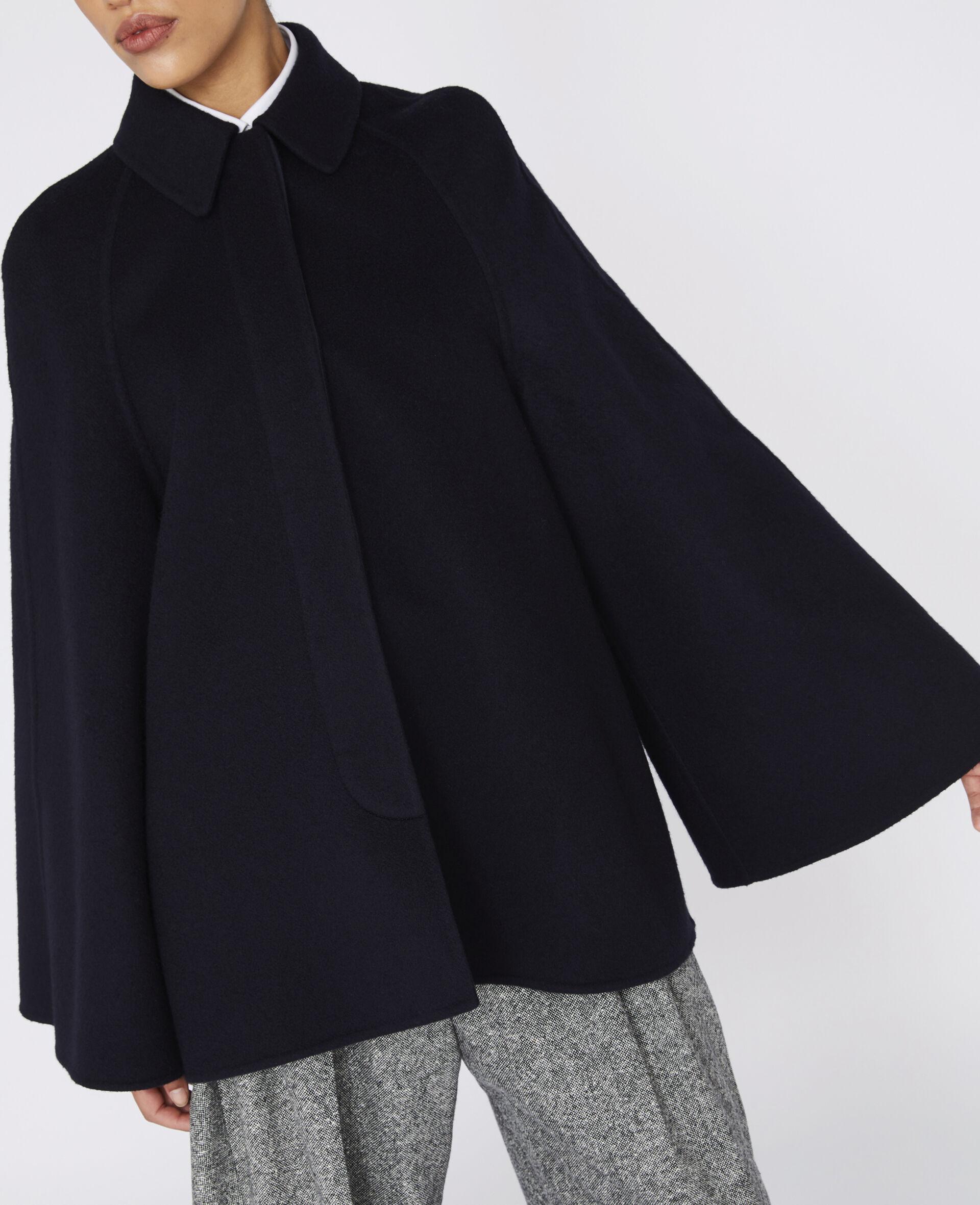 Hose aus Wolle Dawson-Grau-large image number 3