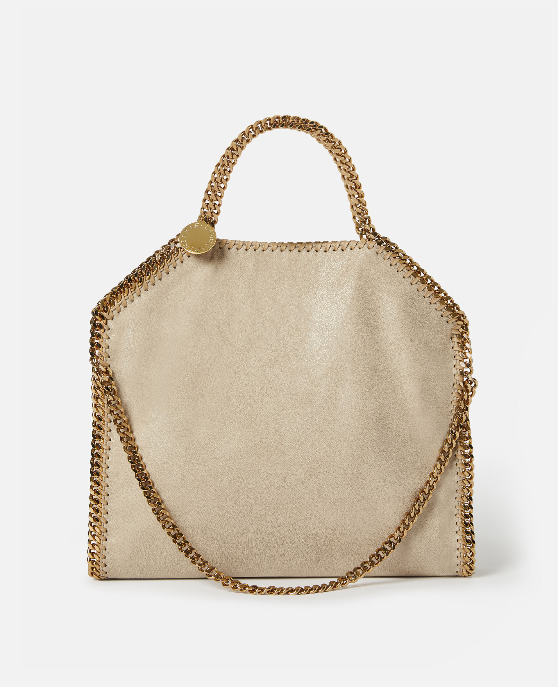 Falabella Fold Over Tote-Nero-large image number 0