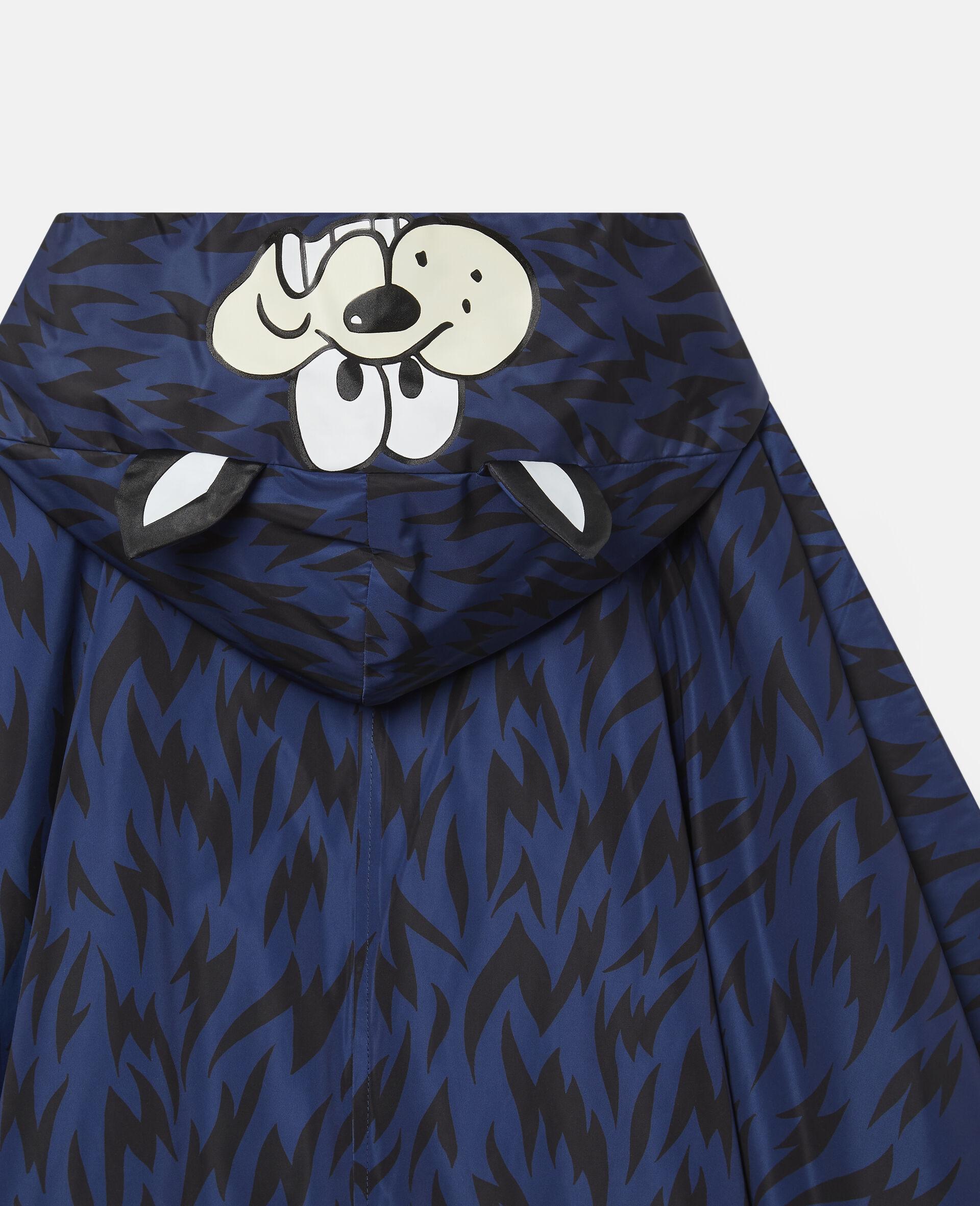 Doggie Cape-Blue-large image number 2