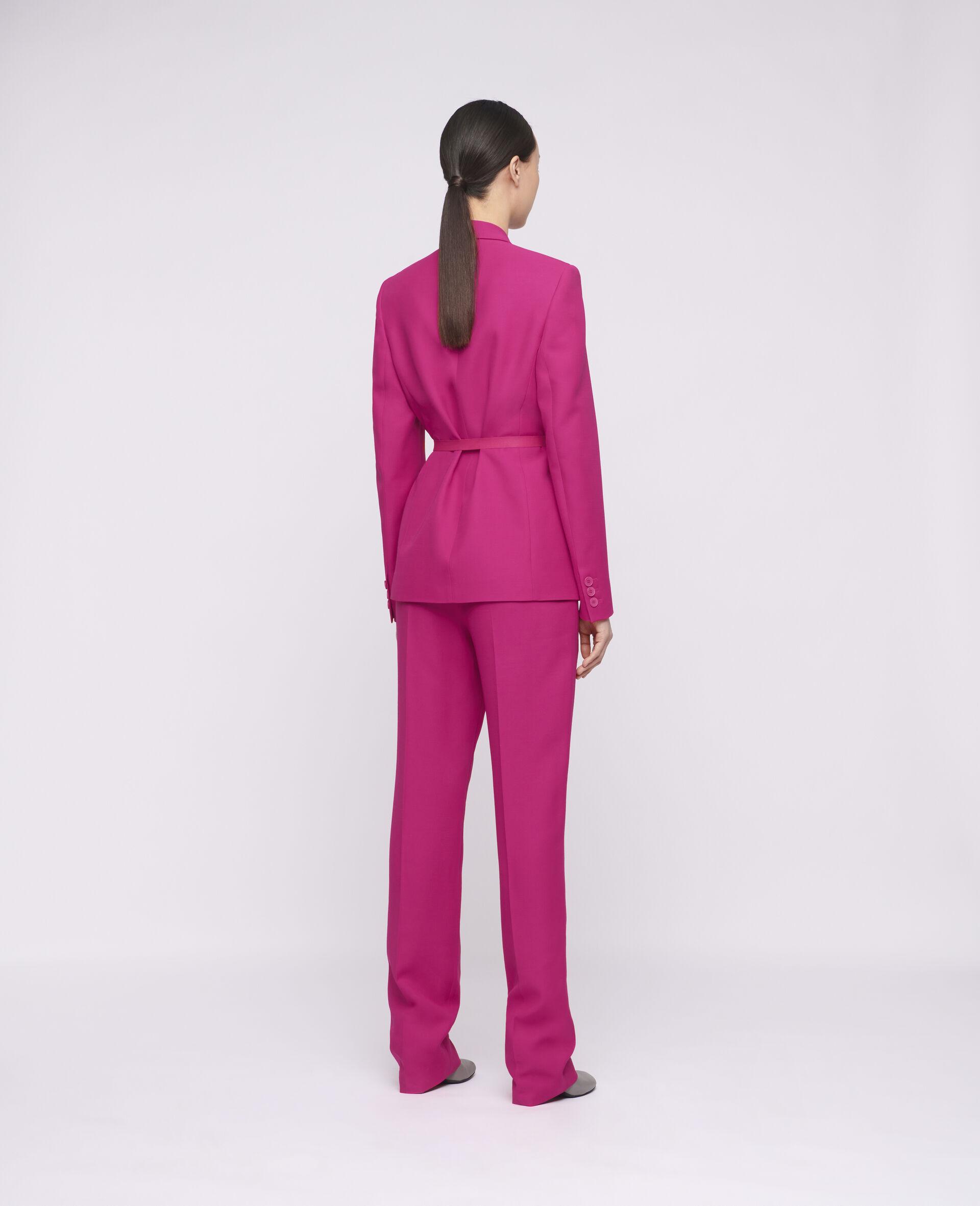 Lisa Tailored Jacket-Pink-large image number 2