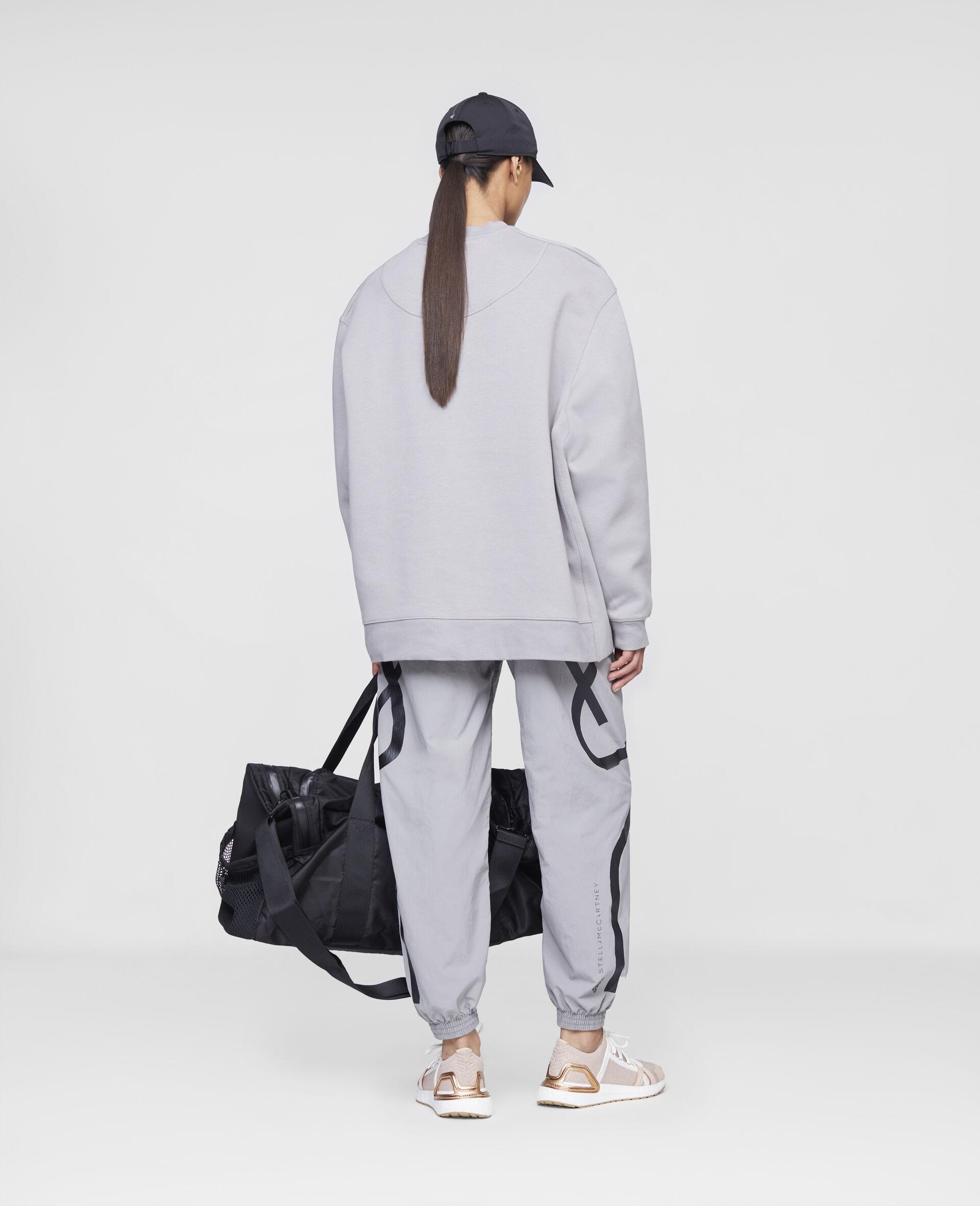 Gray Training Sweatshirt-Grey-large image number 2