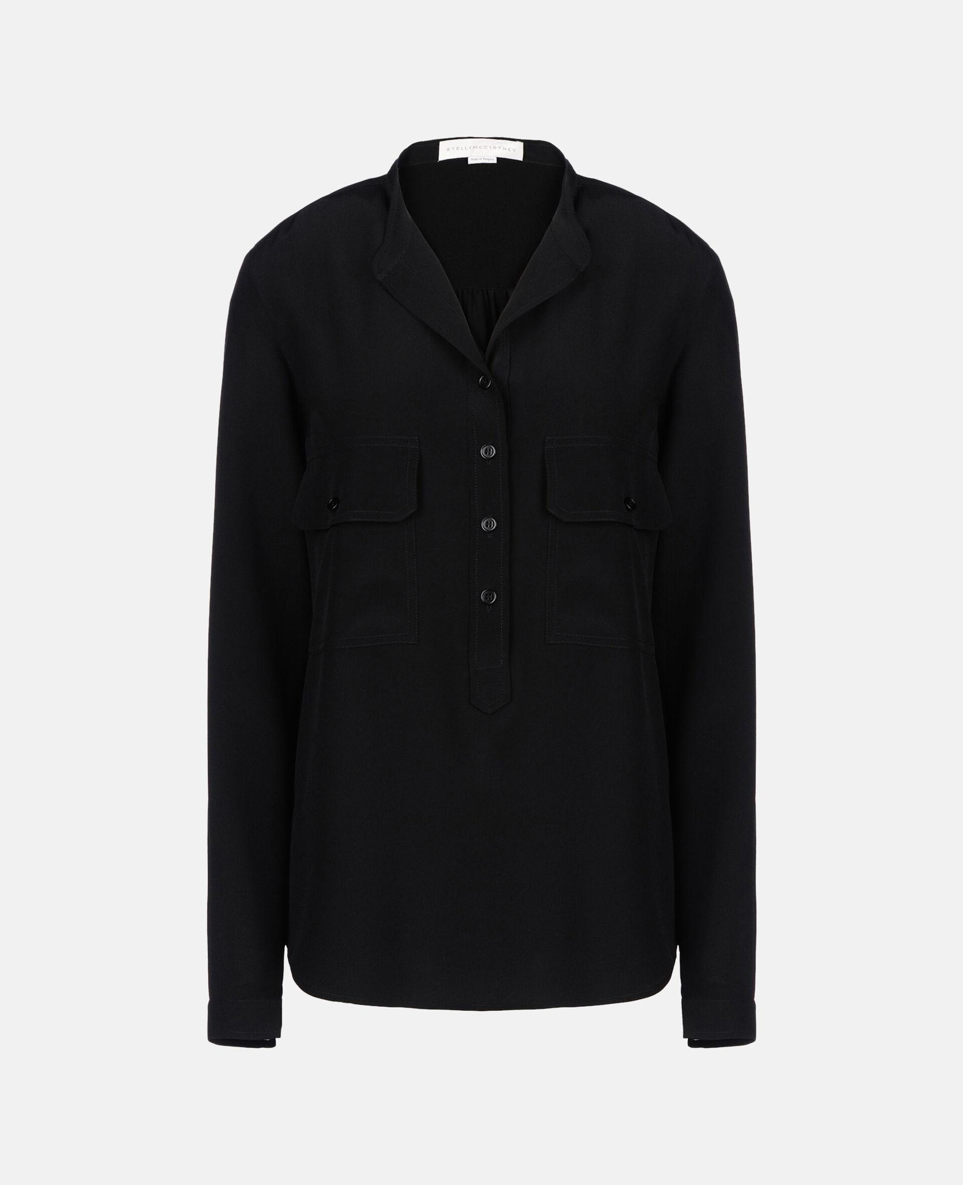 Estelle 衬衫-黑色-large image number 0