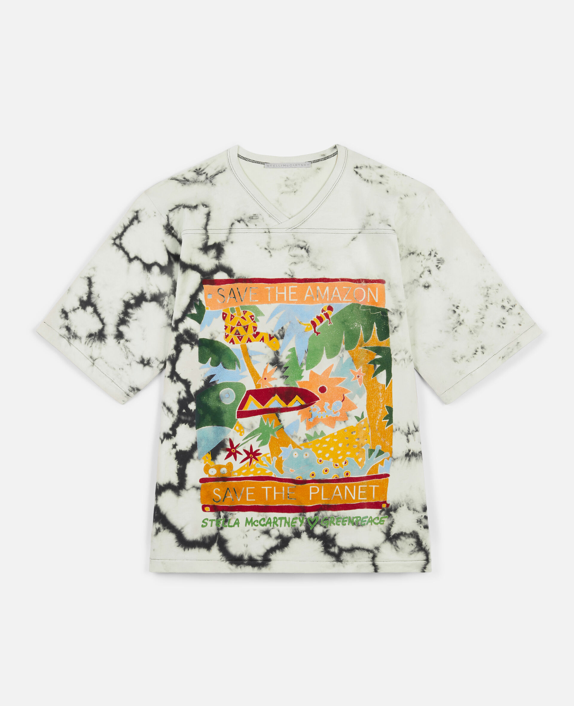 Rainforest T-Shirt-Multicoloured-large image number 0