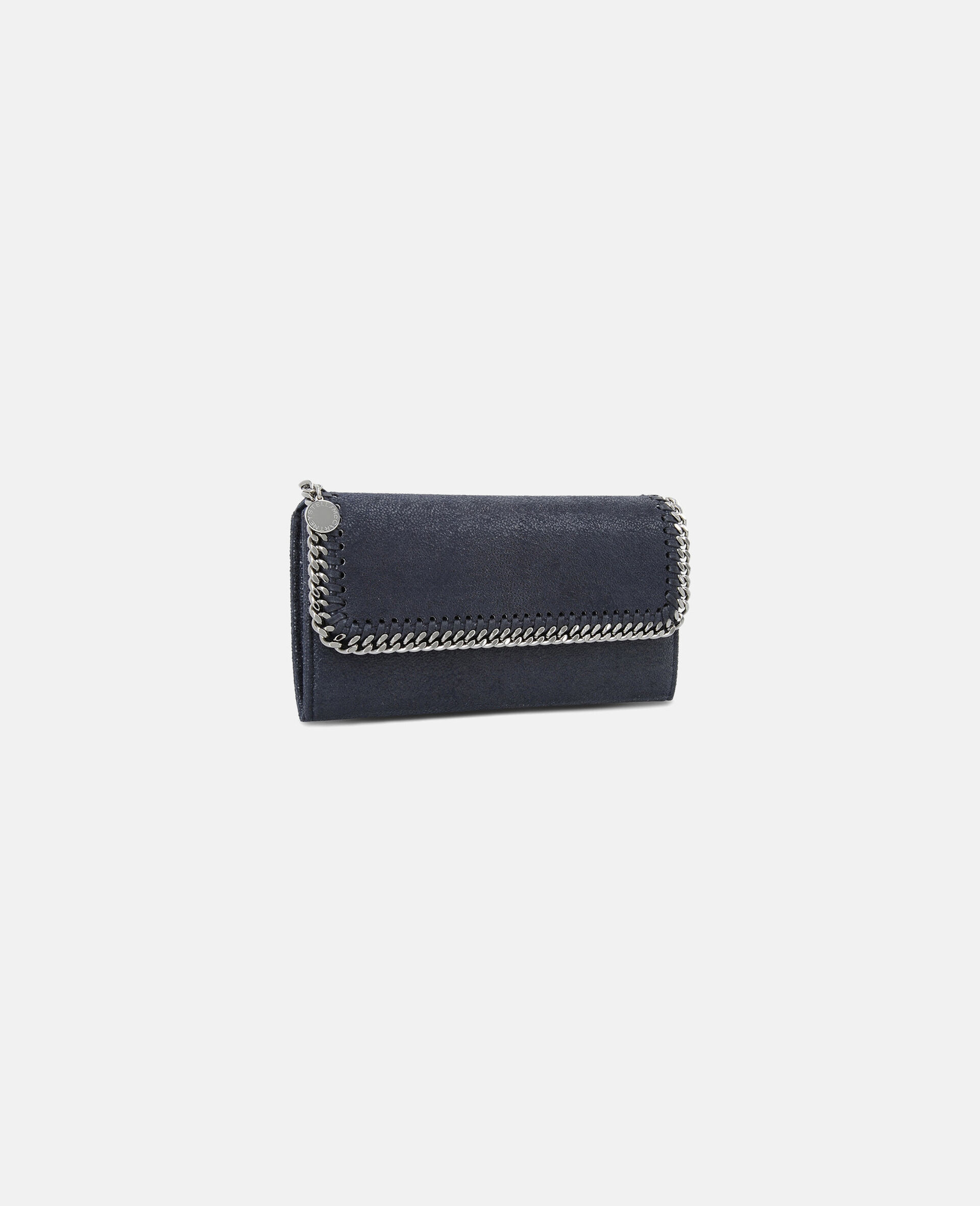 Falabella Continental Wallet-Grey-large image number 1