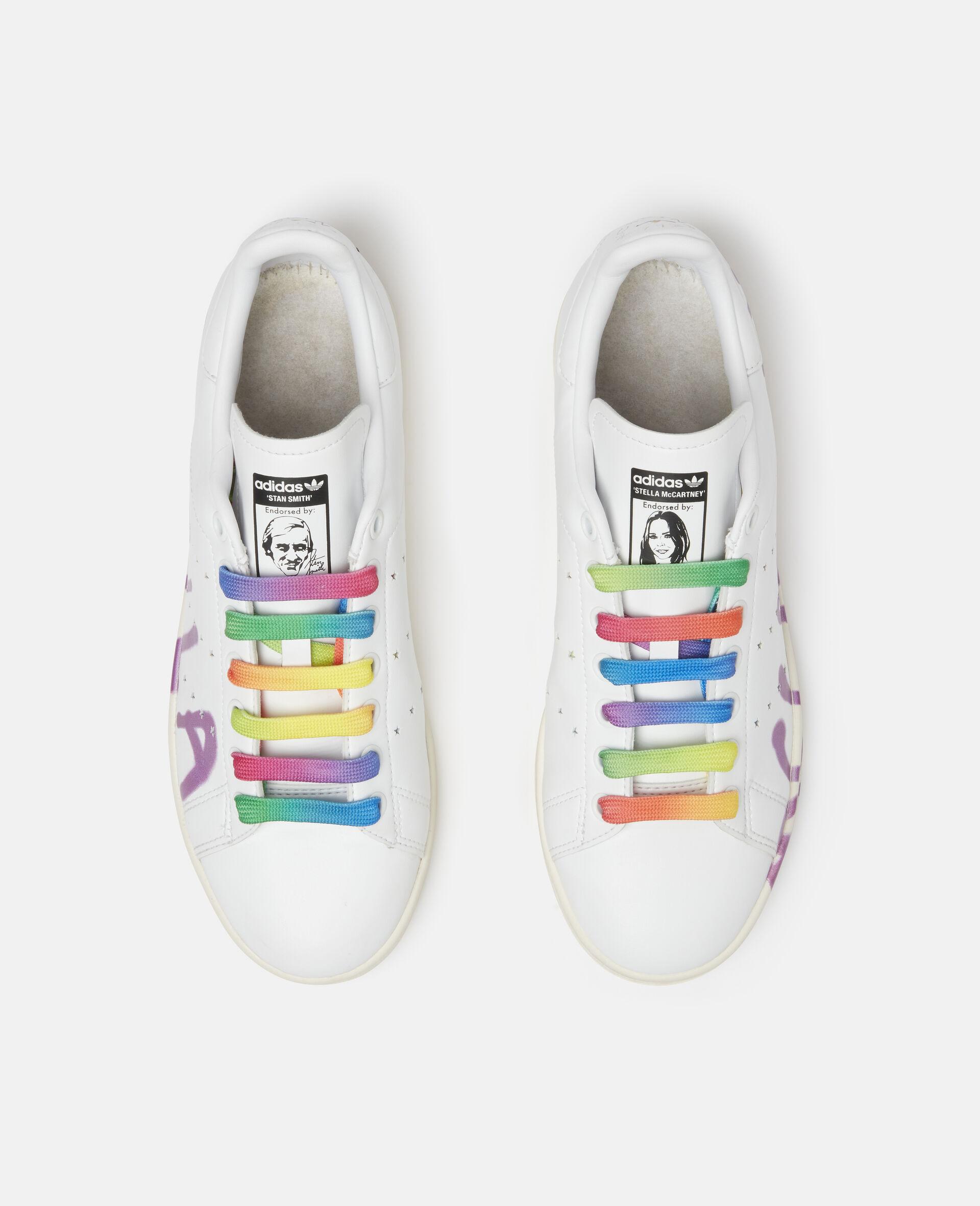 Ed Curtis Stella StanSmith adidas-White-large image number 3