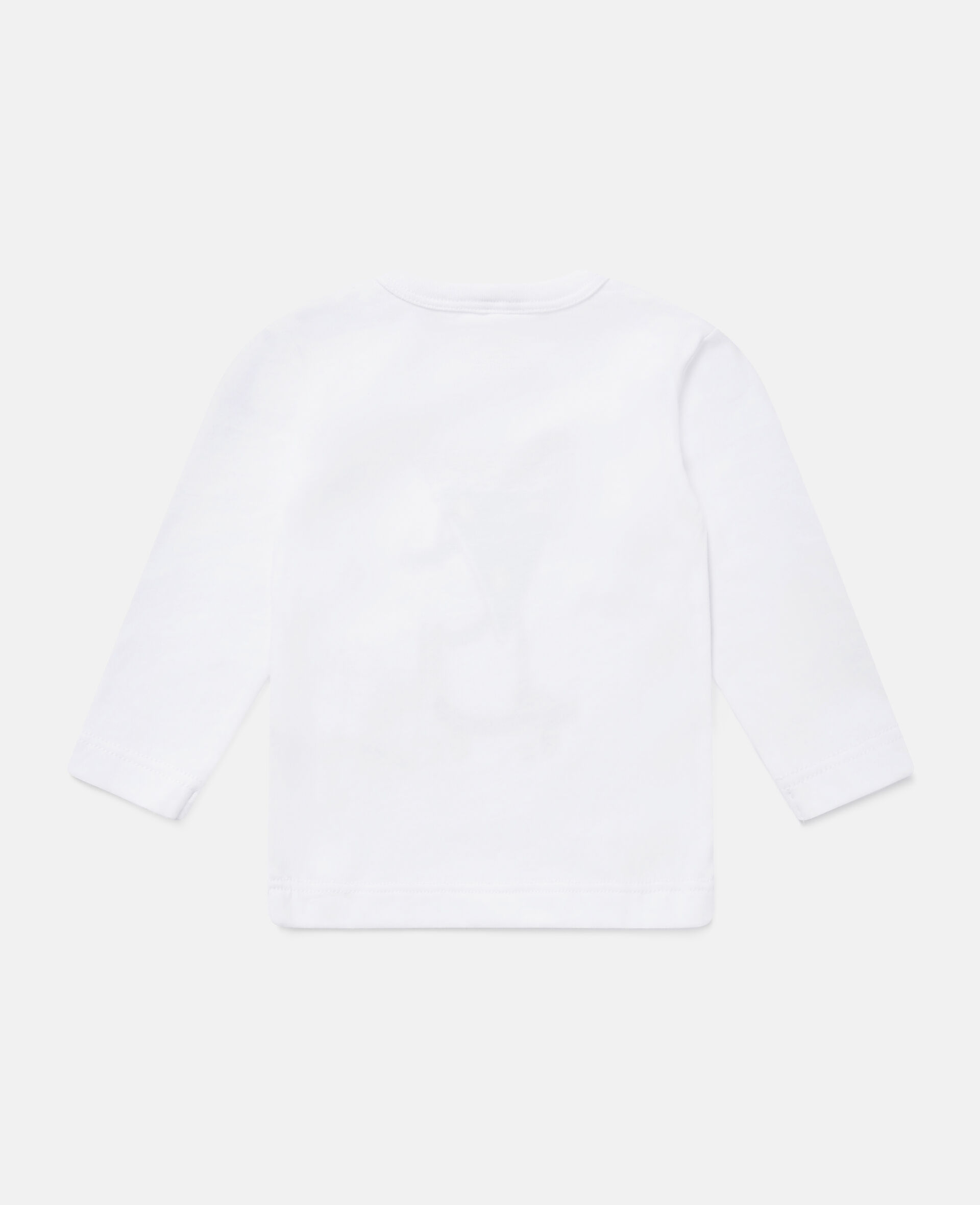 Pizza Skater Jersey T-shirt-White-large image number 3