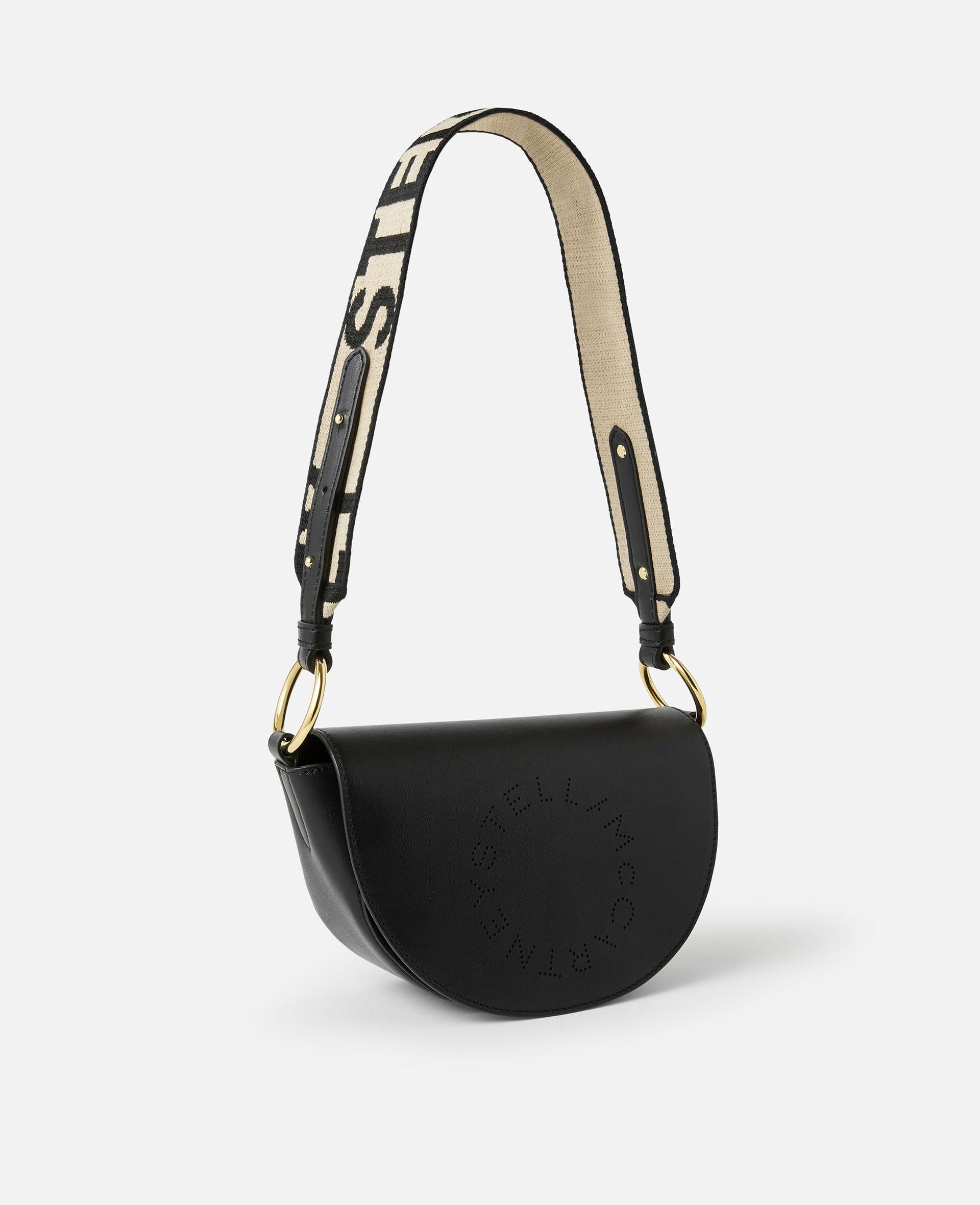 Mini Marlee Logo Bag-Black-large image number 1