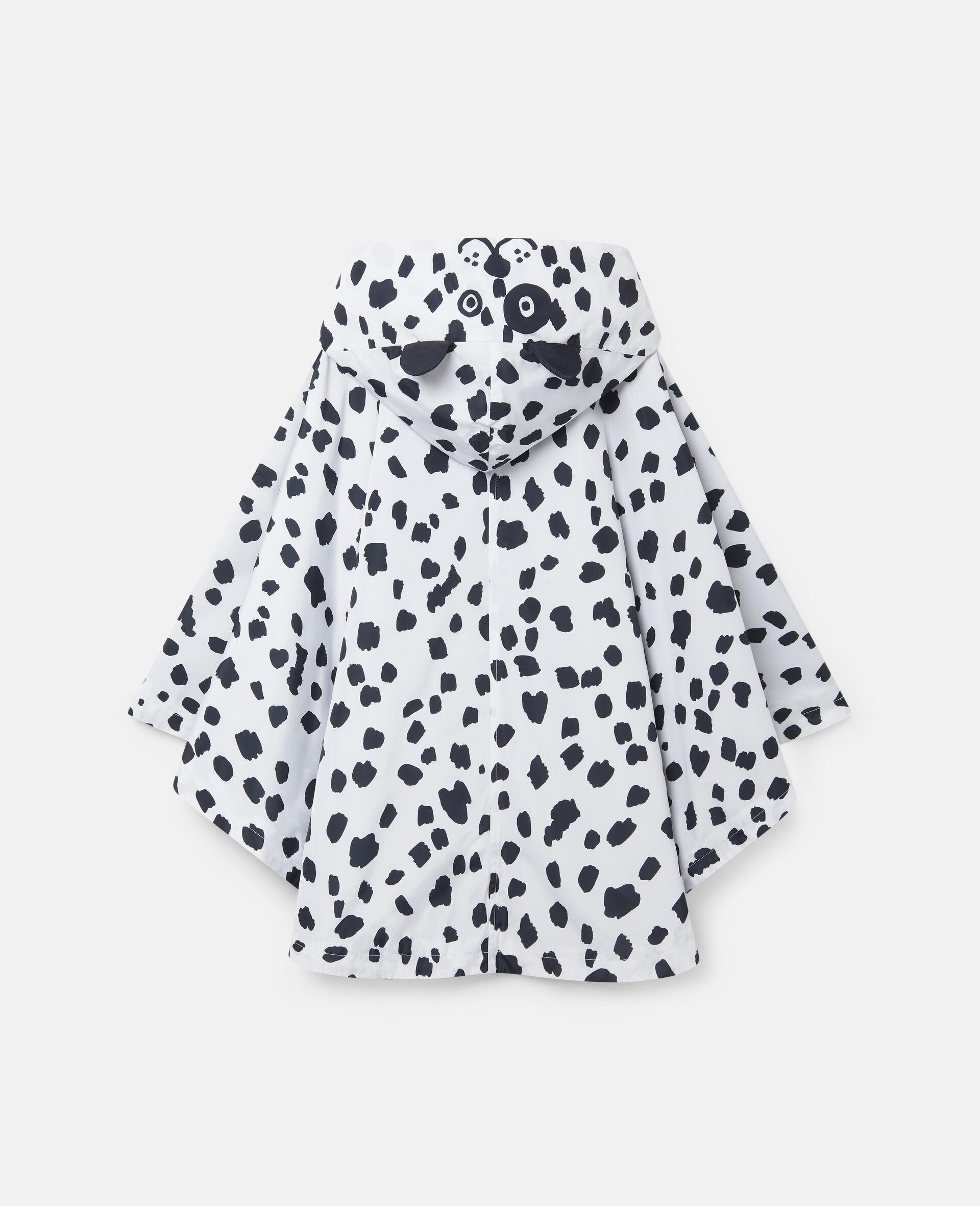 Cape à taches dalmatien-Blanc-large image number 3