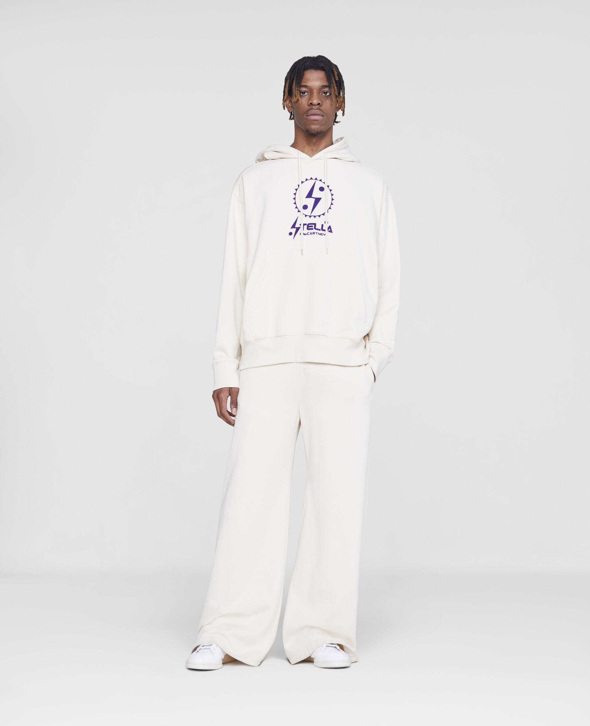 Pantalon de survetement Stella Logo -Blanc-large image number 1