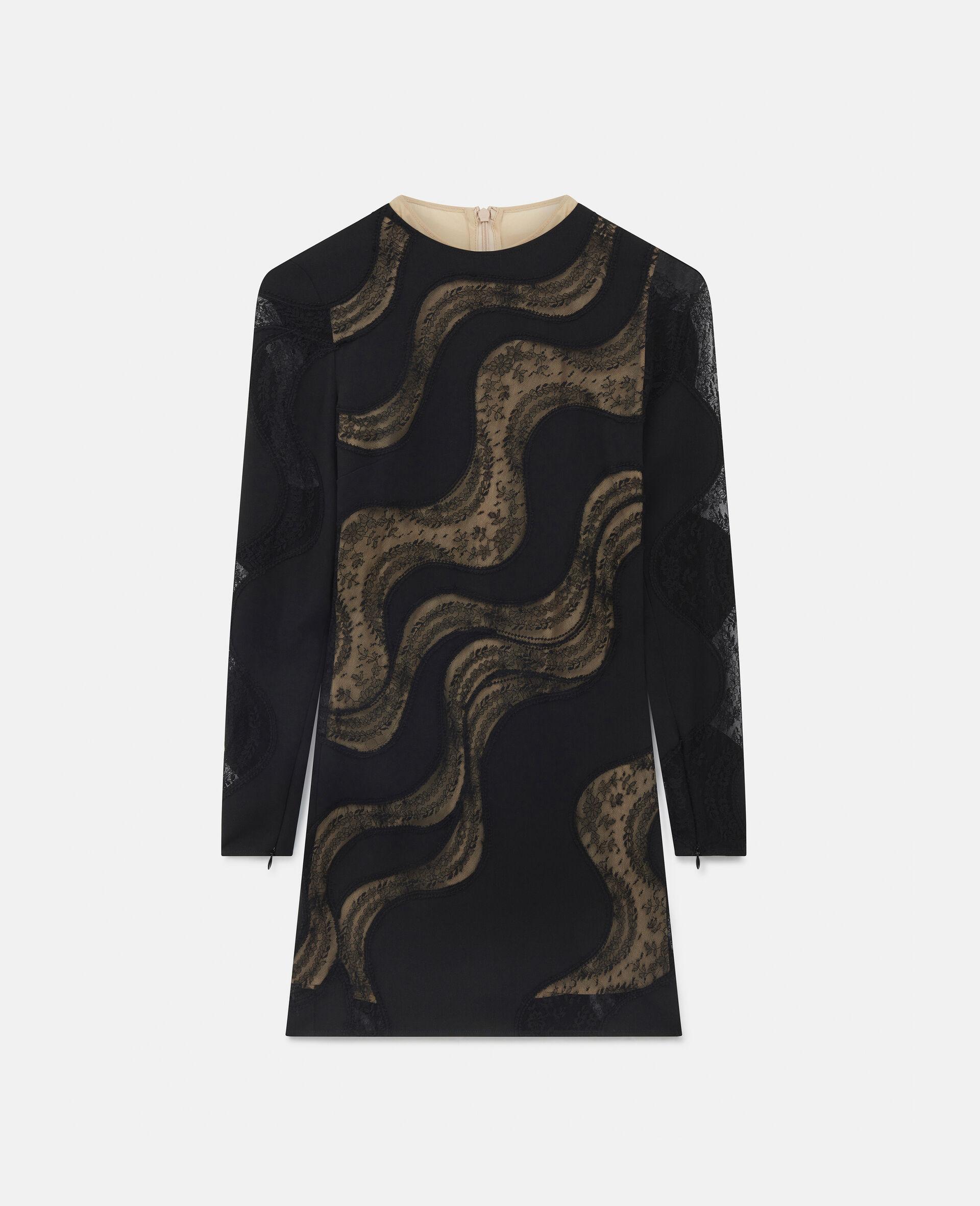 Makenzie Mini Dress-Black-large image number 0