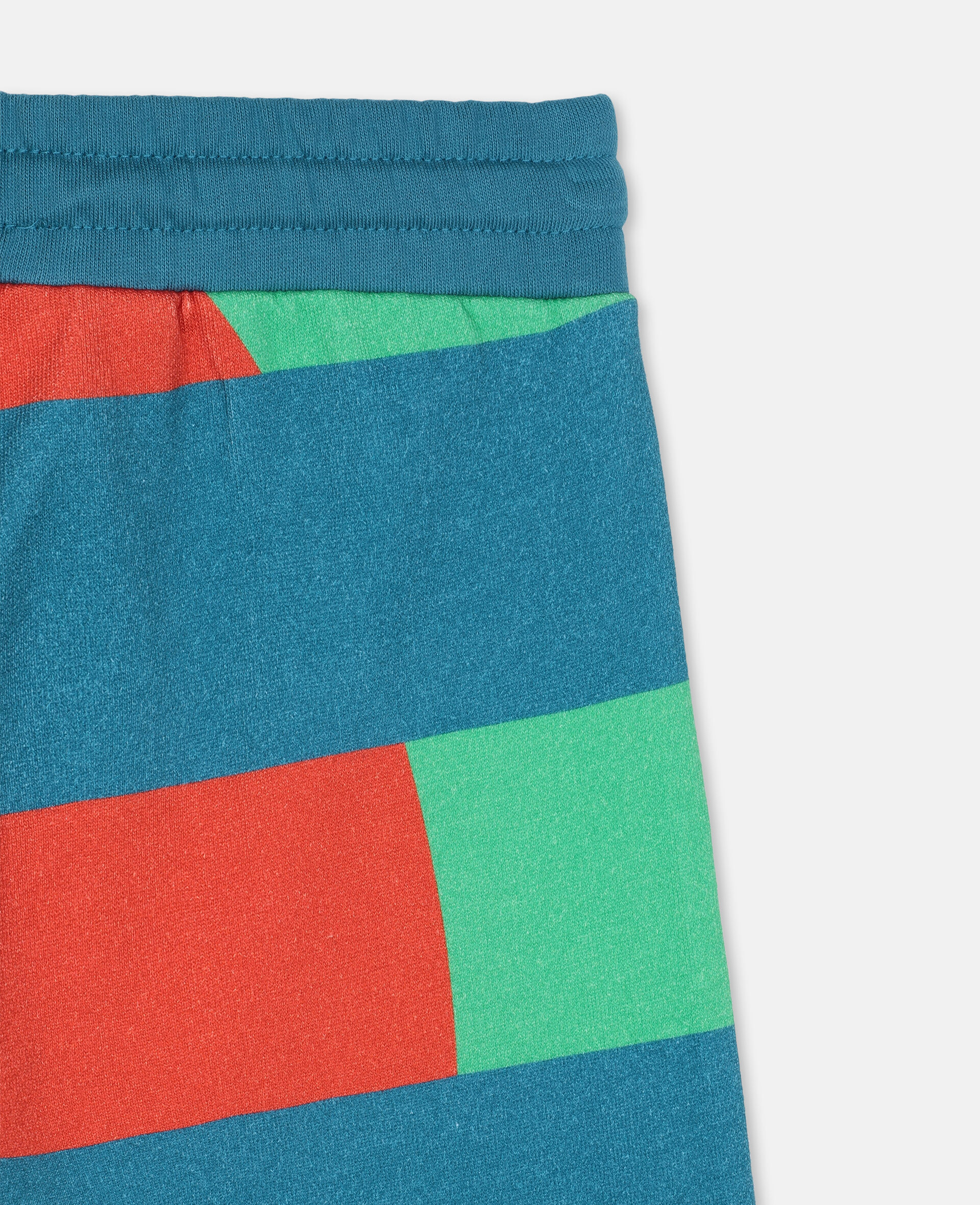Palm 棉质短裤 -绿色-large image number 2