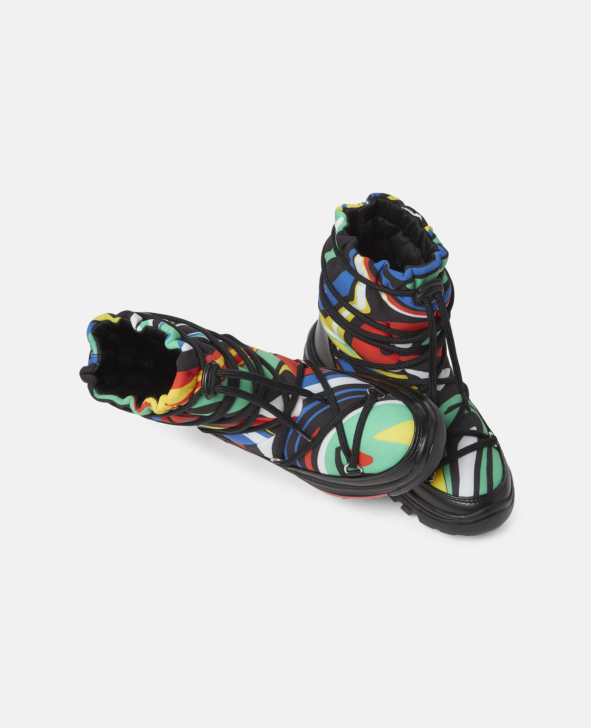 Marble Ski Boots-Multicolour-large image number 1