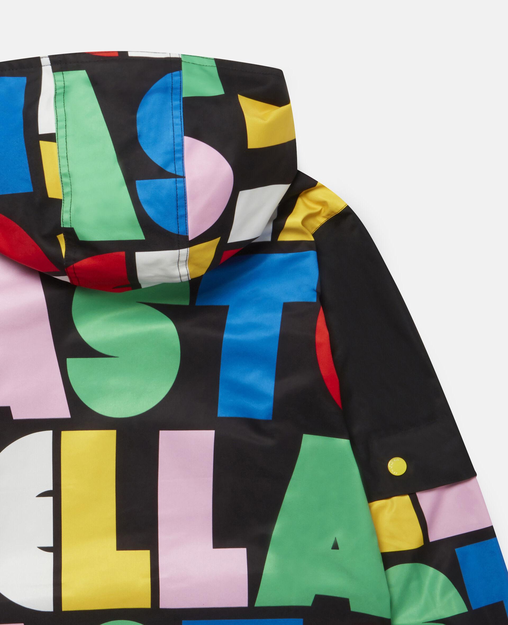Stella Hooded Parka -Multicolour-large image number 2