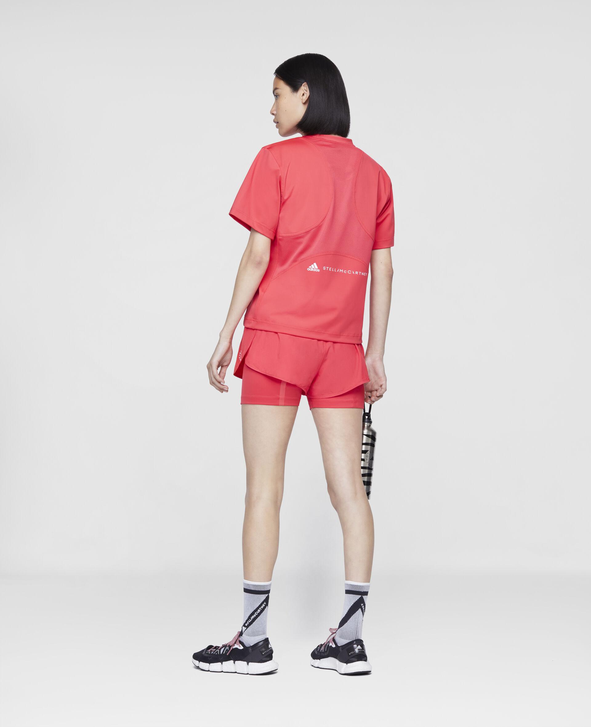 Active Pink Training T-shirt-Pink-large image number 2