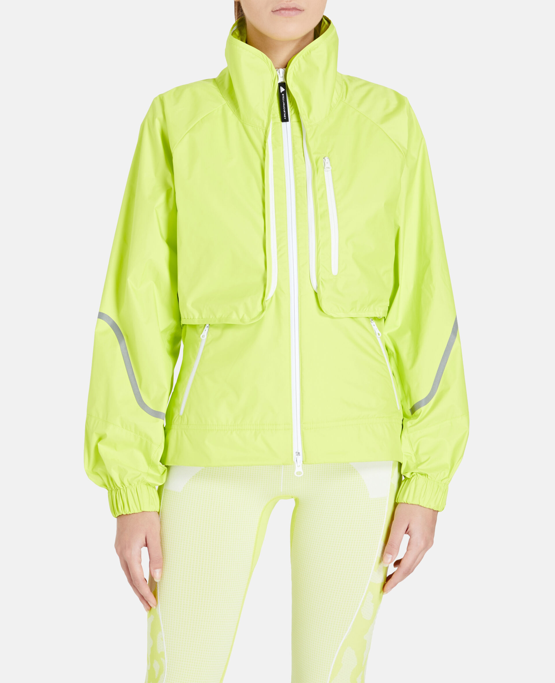 TruePace 2-in-1 Running Jacket-Yellow-large image number 4
