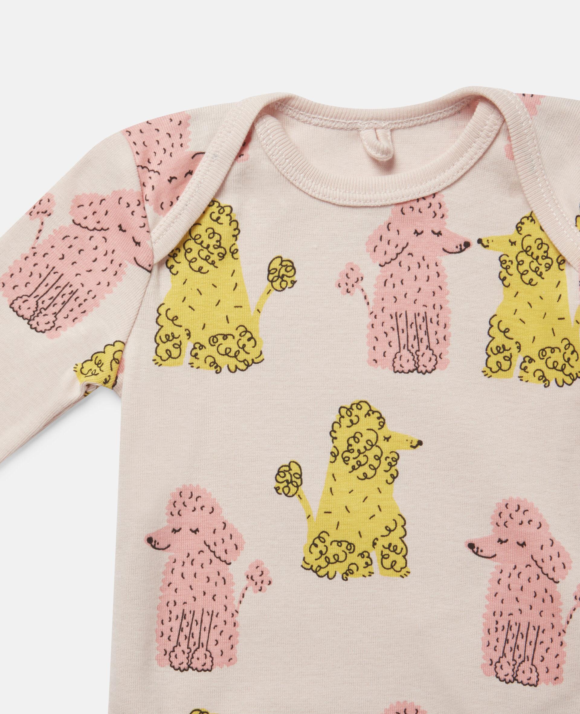 Doodle Poodles Rib Bodies Set-Multicolour-large image number 2