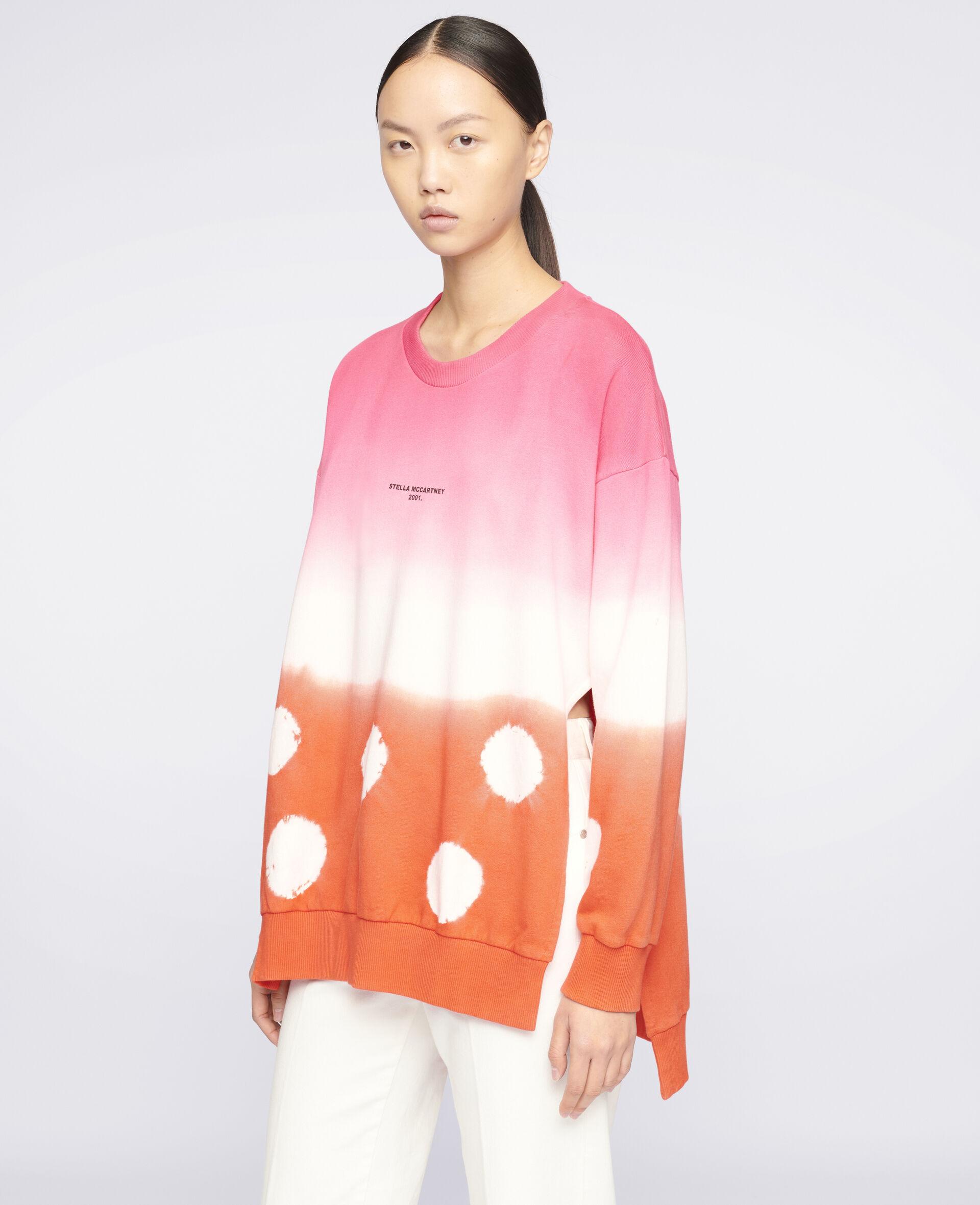 """Stella McCartney 2001."" Sweatshirt im Batik-Style-Bunt-large image number 3"