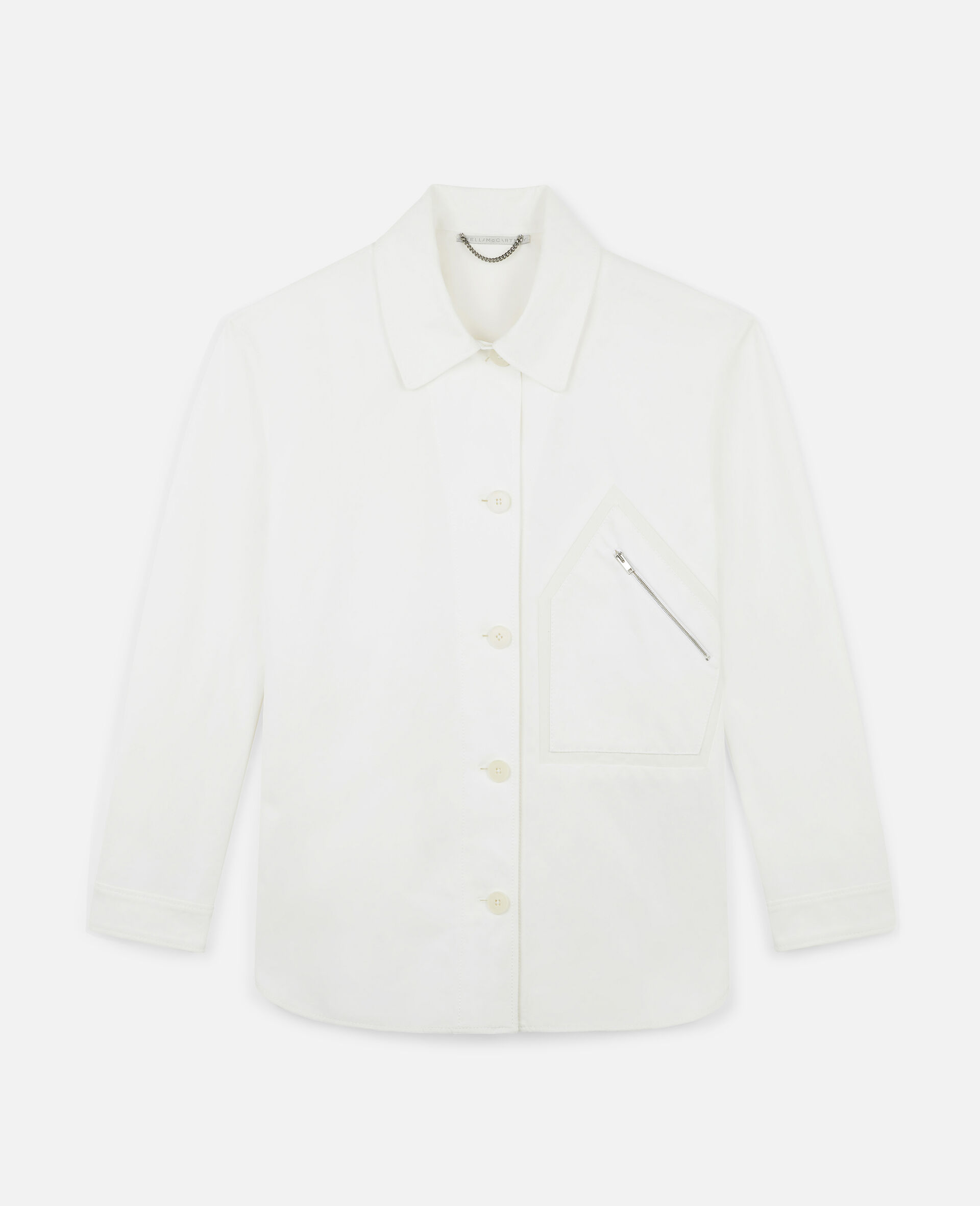Bailey Jacket-White-large image number 0
