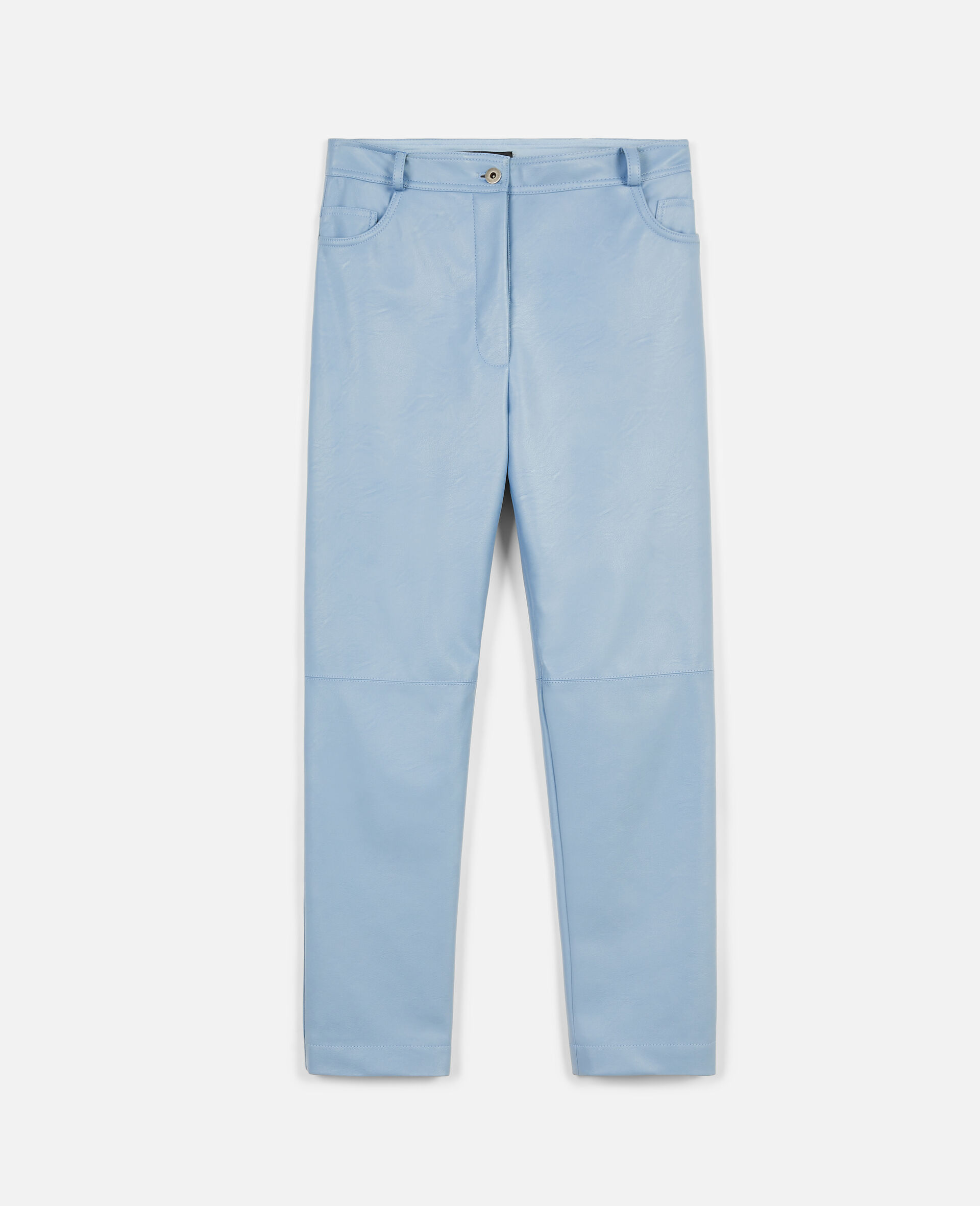 Hailey Alter Mat Trousers-Blue-large image number 0