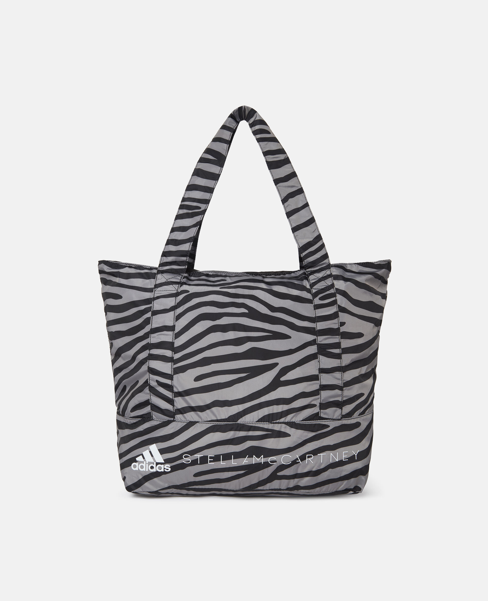 Printed Tote Bag-Multicolour-large image number 4