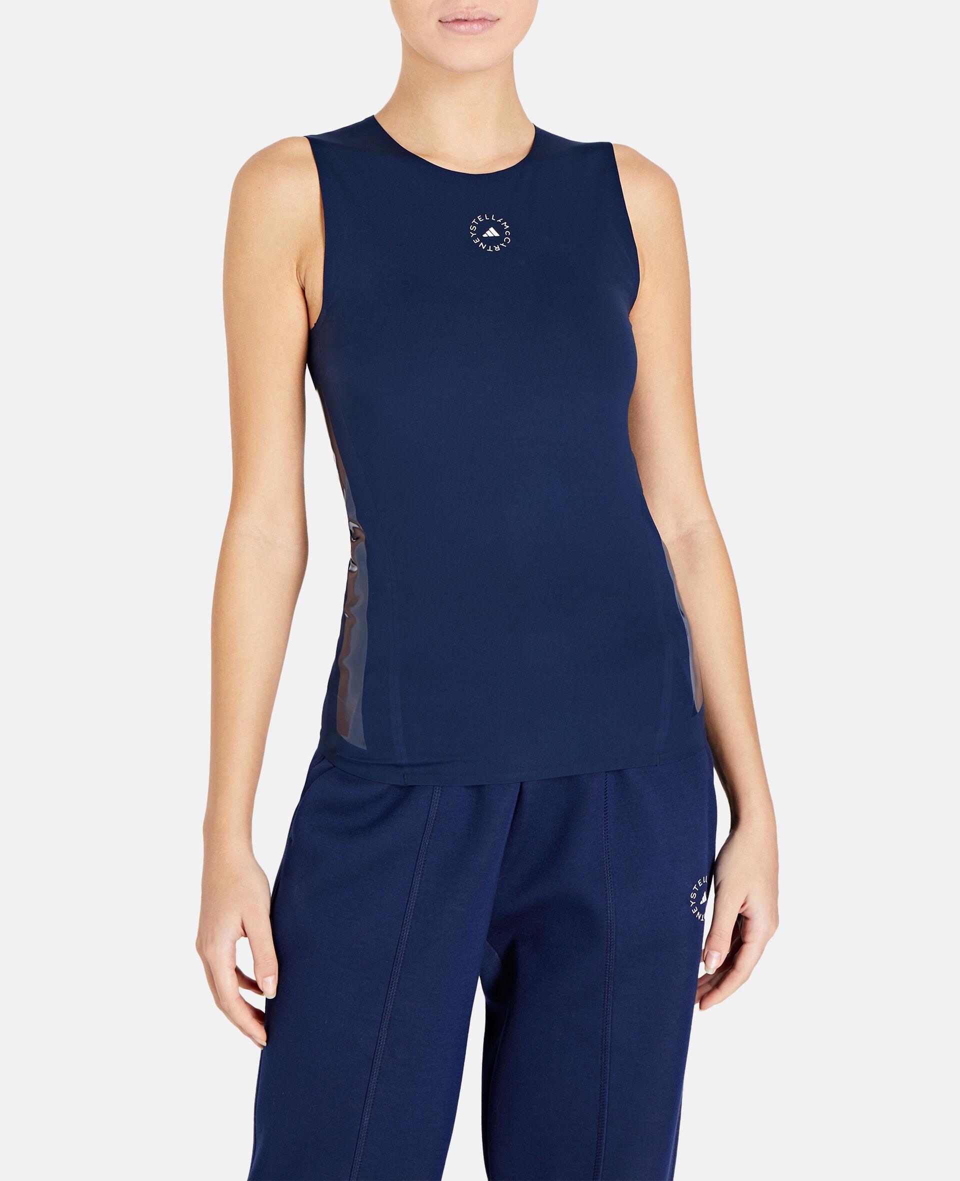 Blue Training Vest-Blue-large image number 4