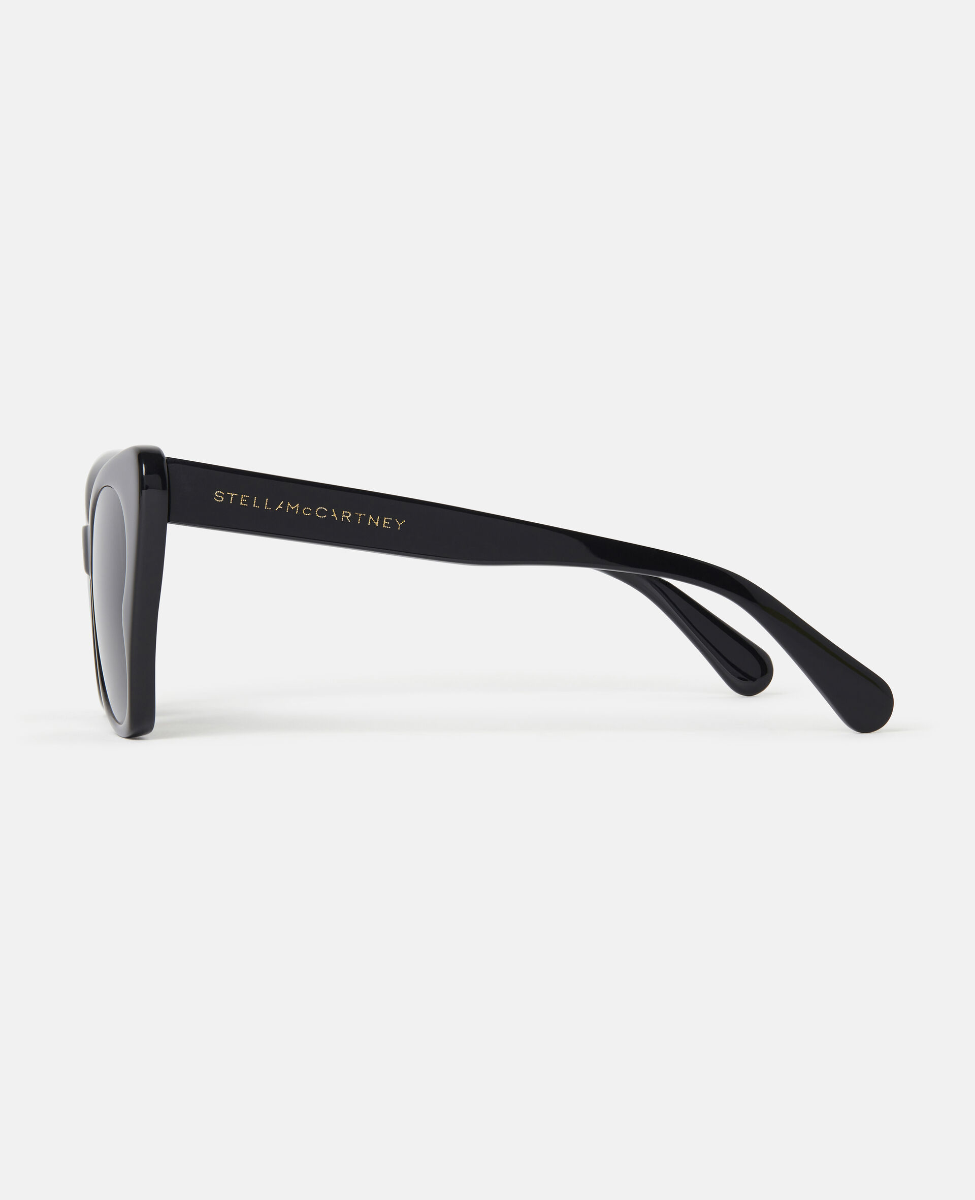Butterfly Sunglasses-Black-large image number 1