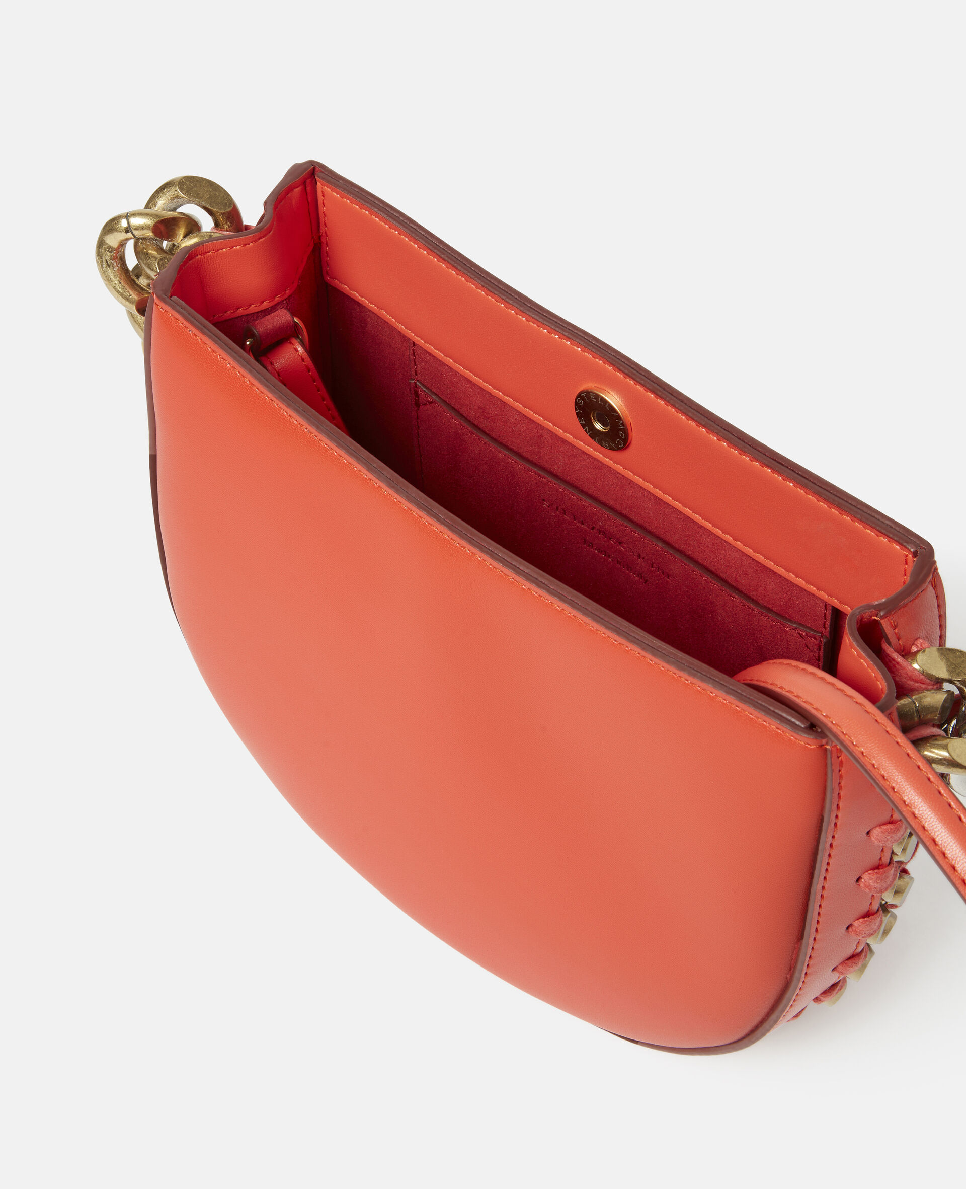 Petit sac porté épaule Frayme-Noir-large image number 3