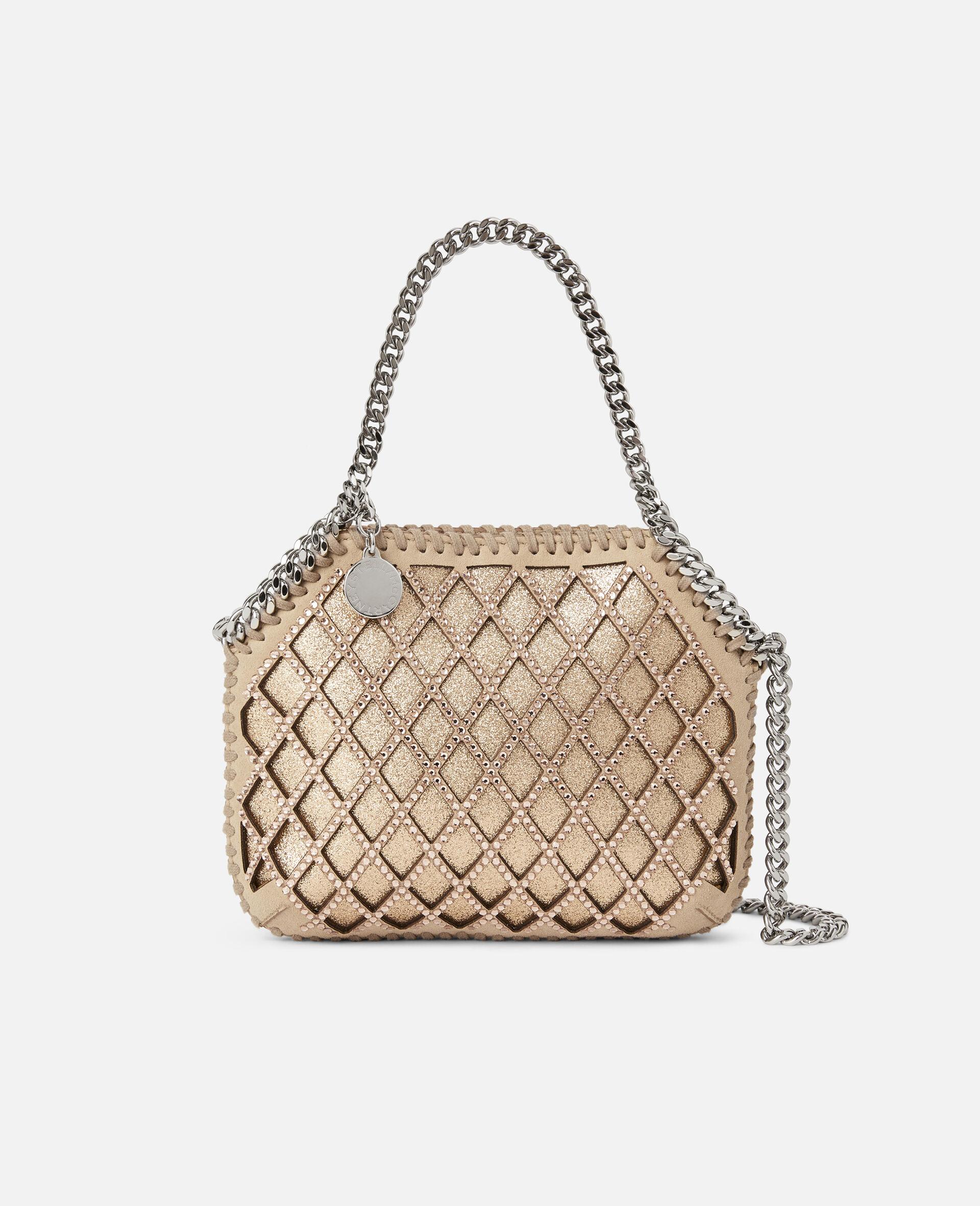 Mini Falabella Shoulder Bag-Pink-large image number 0