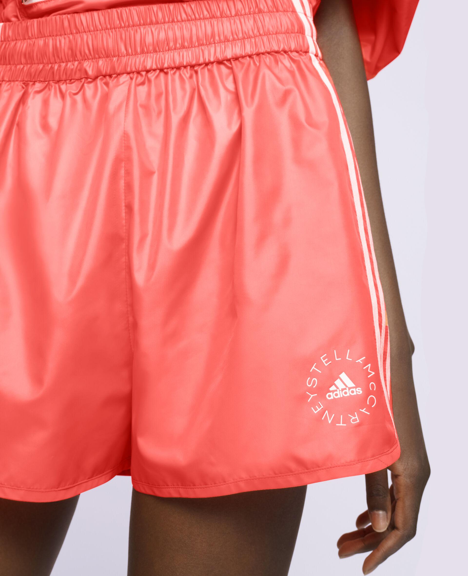 Josie Shorts-Red-large image number 3