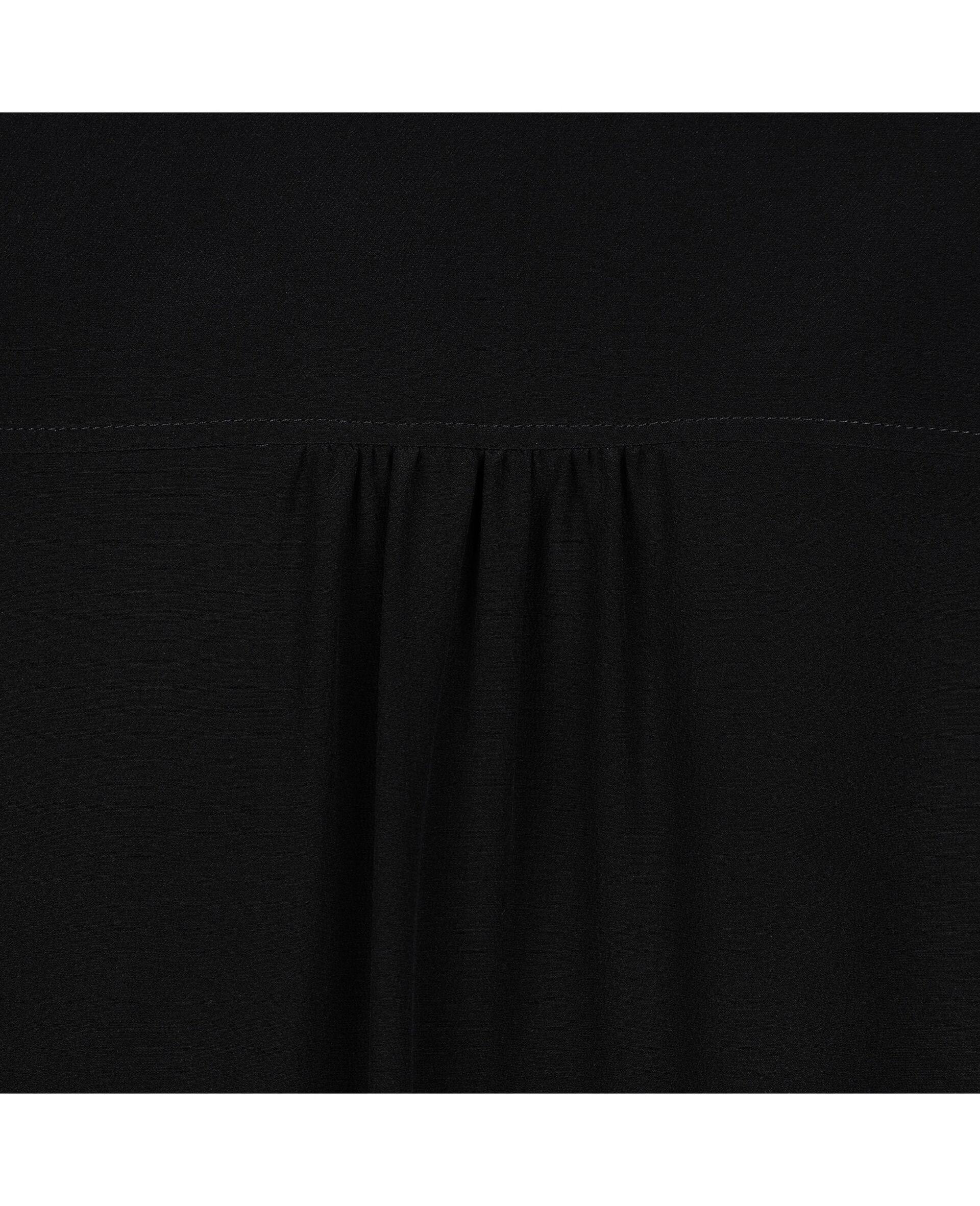 Estelle 衬衫-黑色-large image number 2