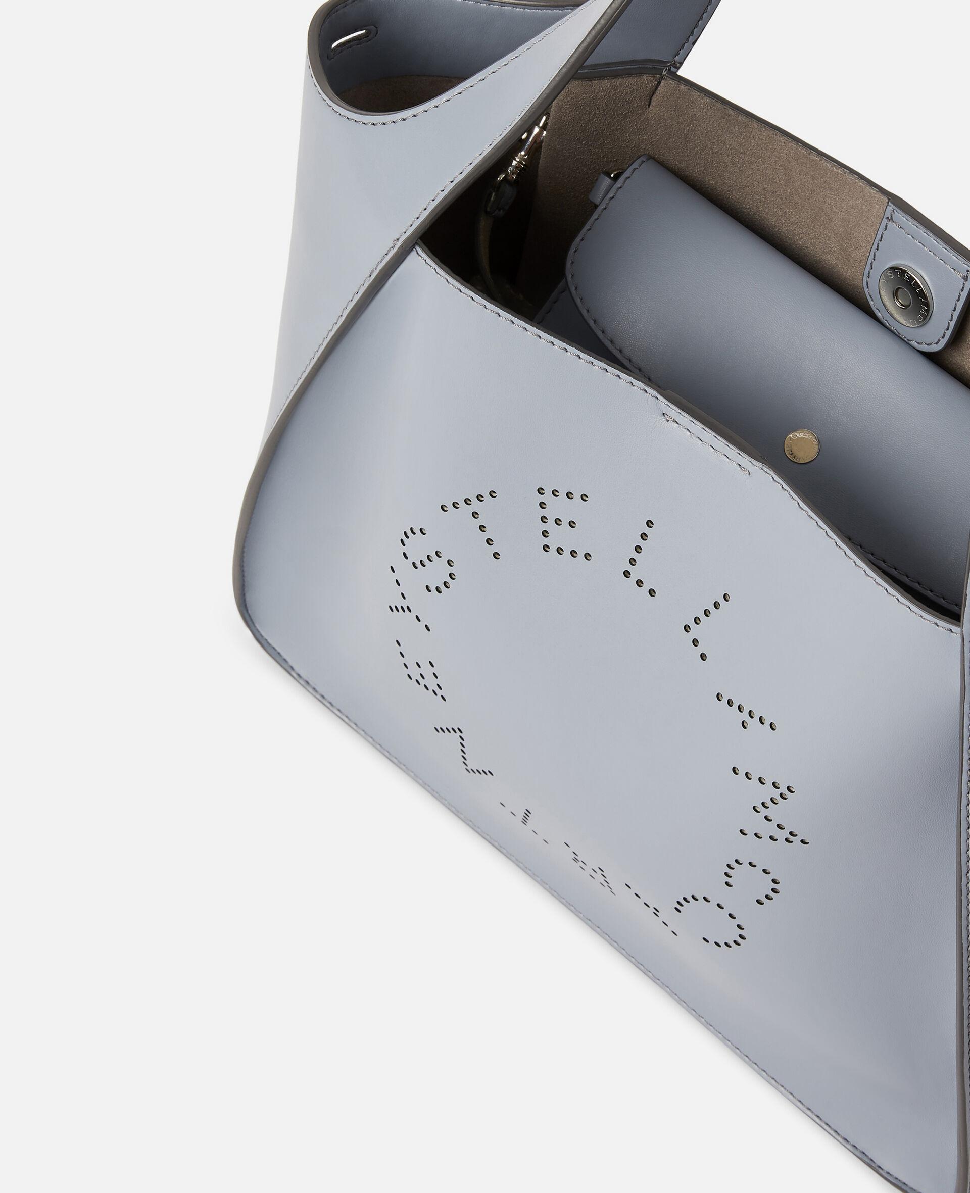 Sac à bandoulière logo Stella -Bleu-large image number 3