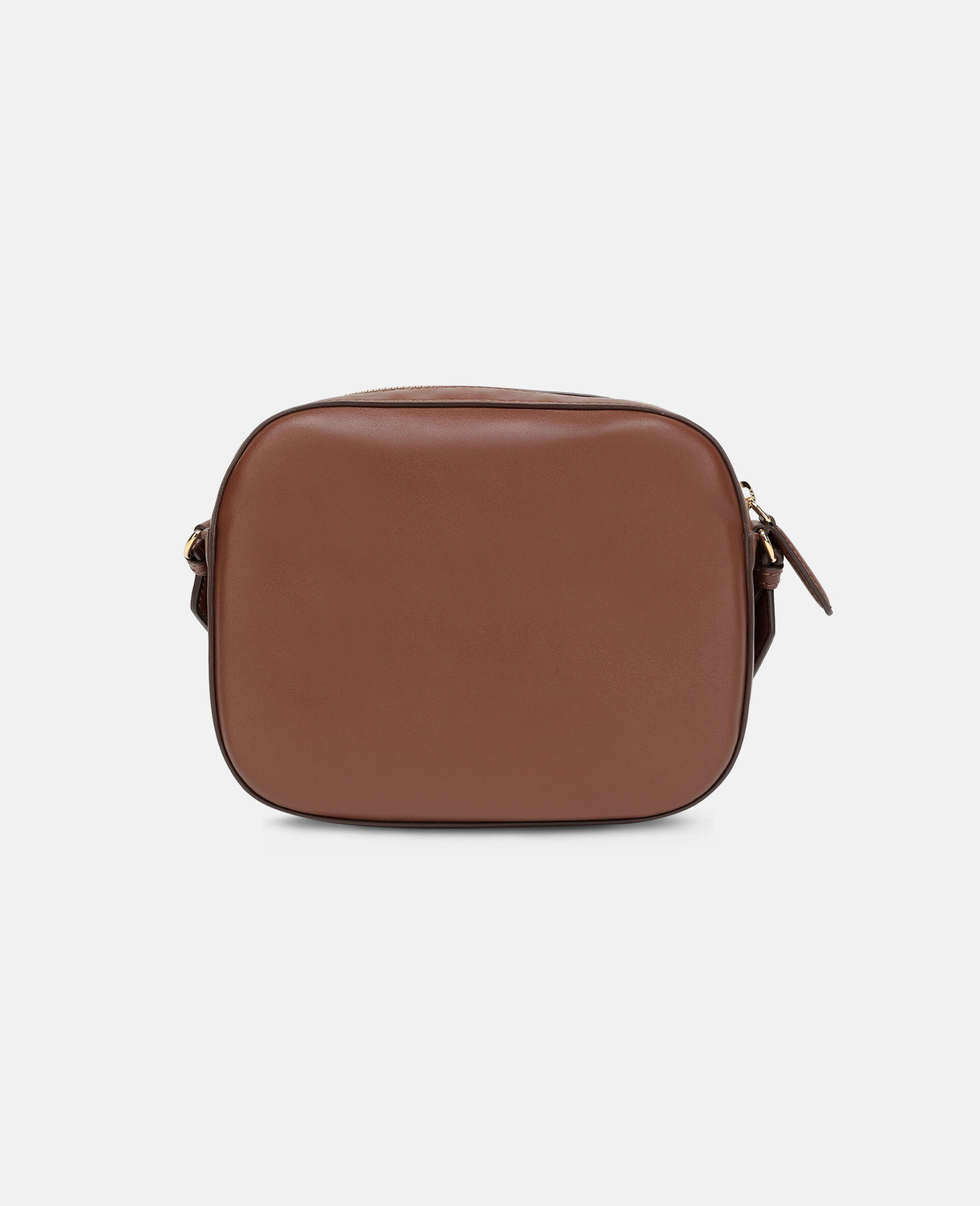 Stella Logo Mini Bag-Brown-large image number 2