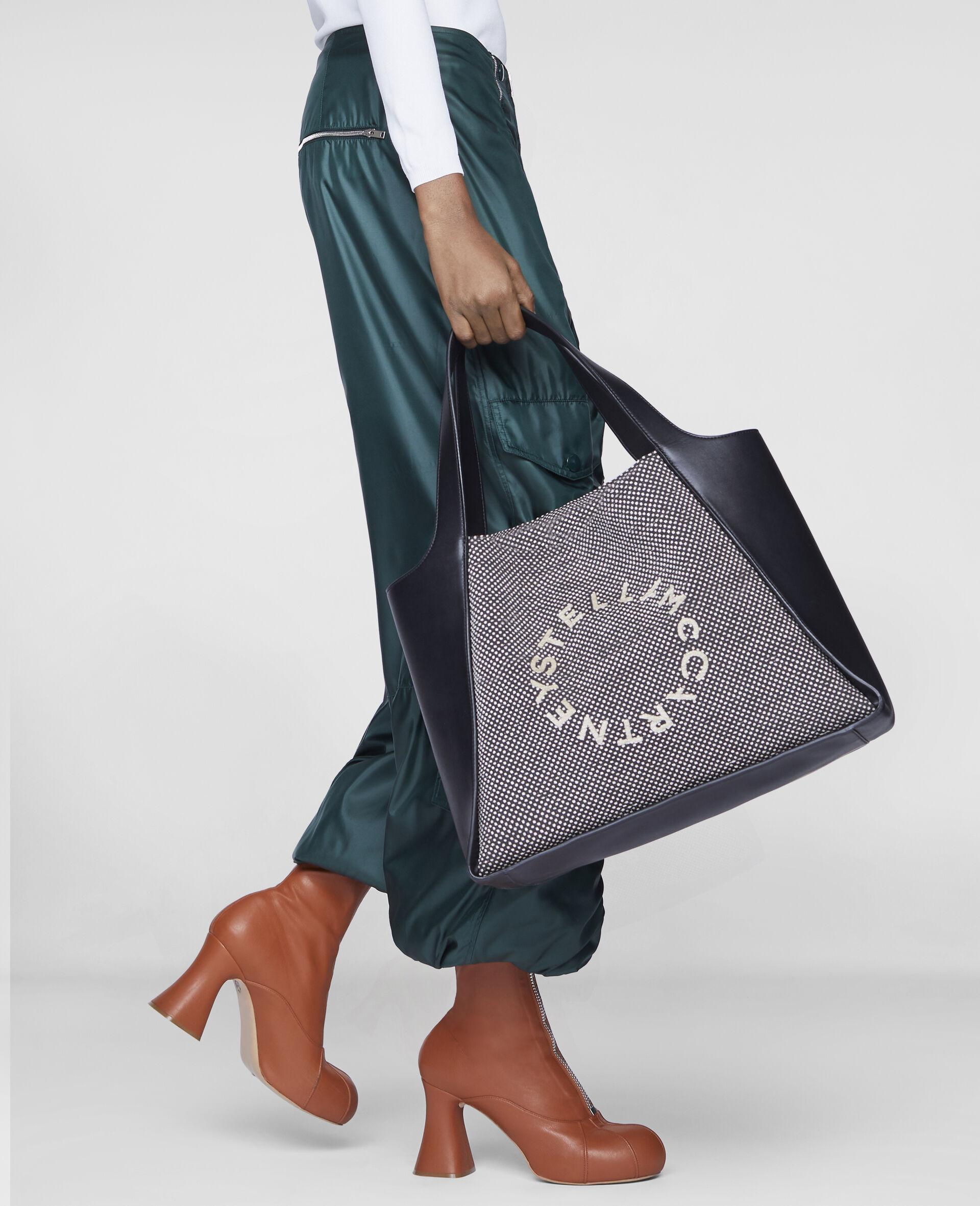 Tote Bag mit Stella Logo-Beige-large image number 4