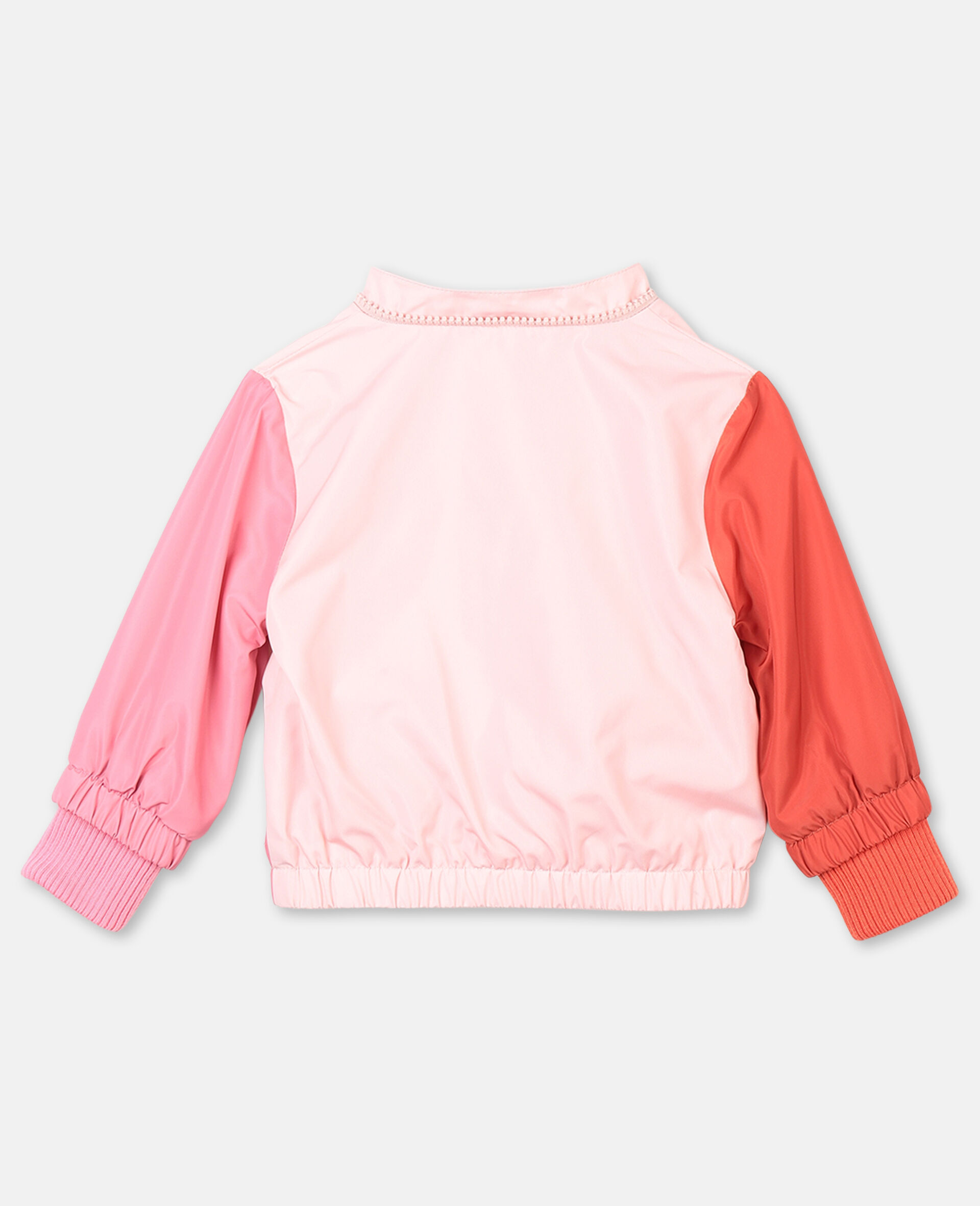 Flamingo Hoodie Jacket -Pink-large image number 2