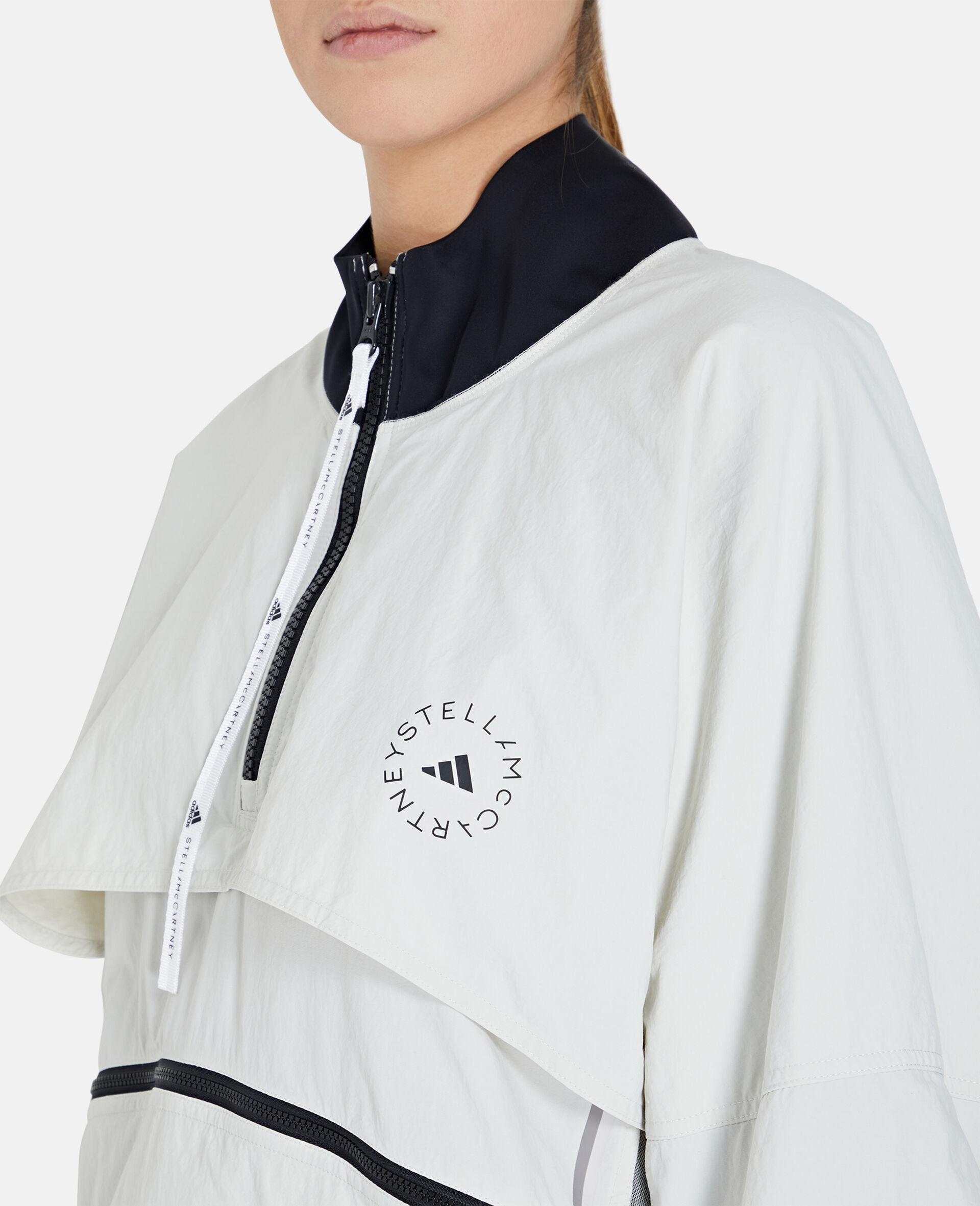 Beige Pull-On Jacket-Beige-large image number 3