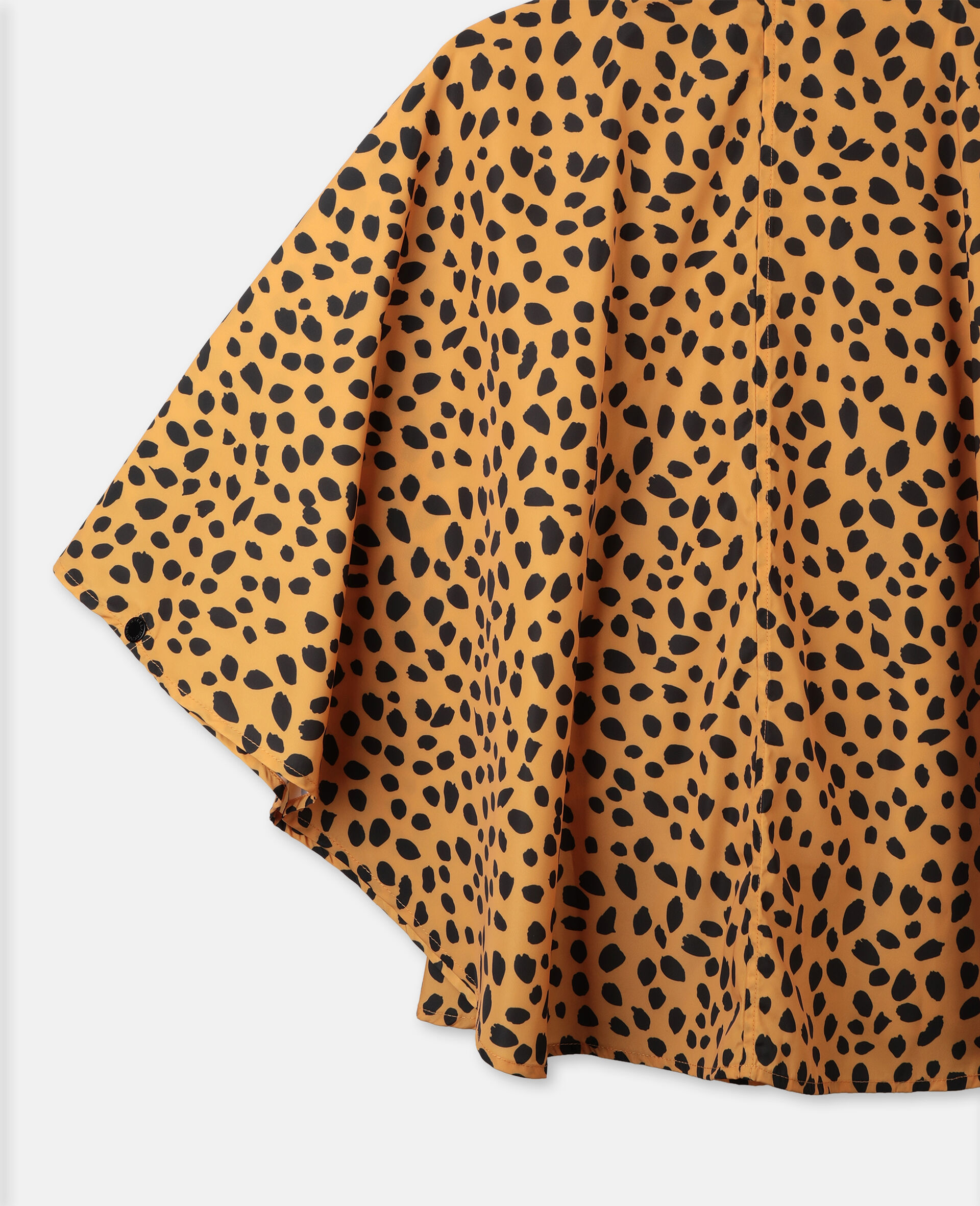 Cheetah Dots Cape -Multicolour-large image number 2