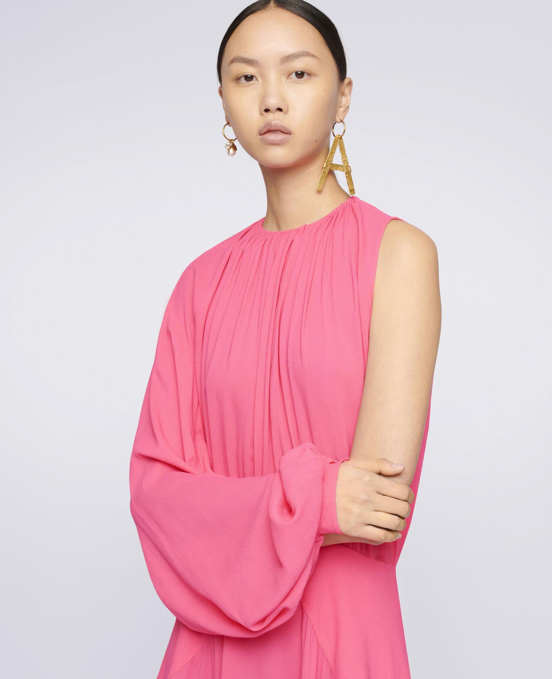 Cassandra Maxi Dress-Pink-large image number 3