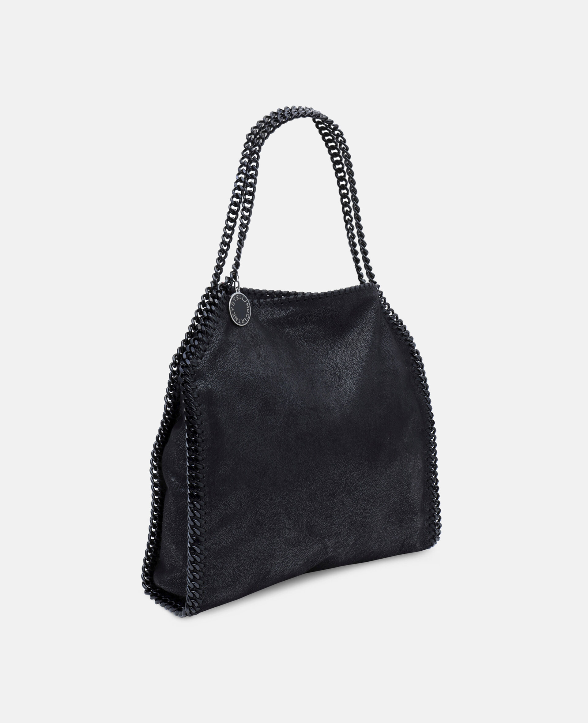 Falabella Tote Bag-Black-large image number 1
