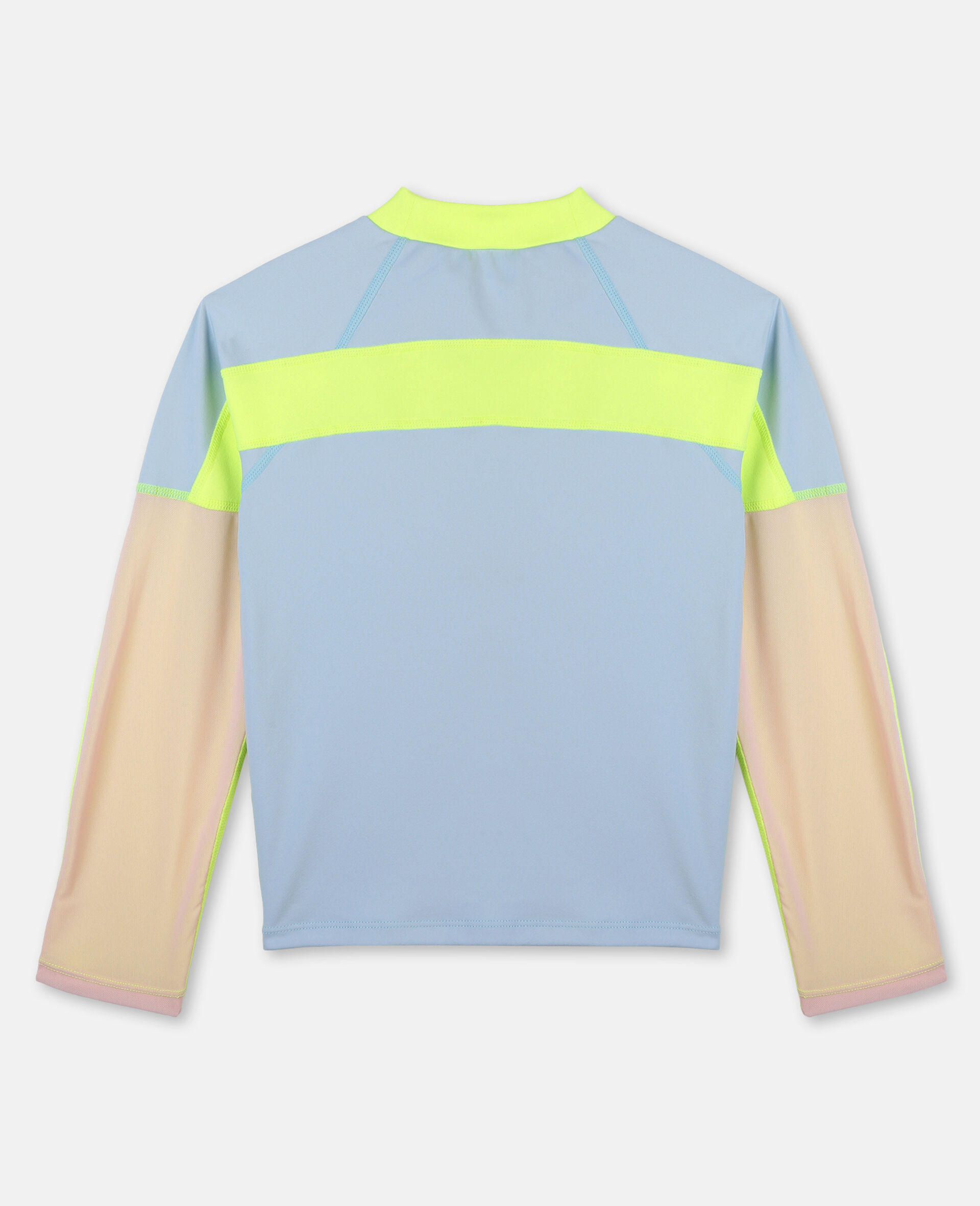 Heavy Jersey Active T-shirt -Blue-large image number 3
