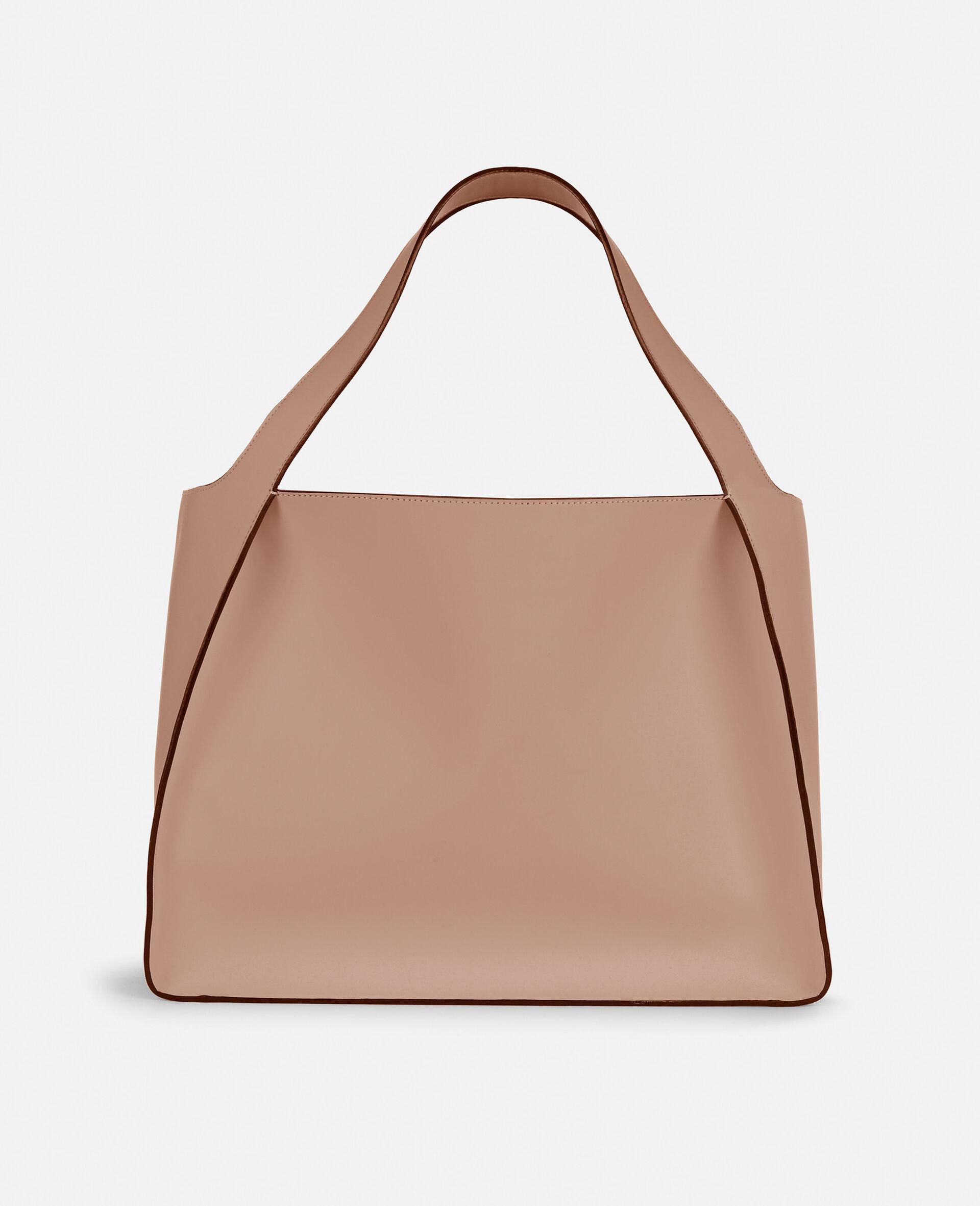 Stella Logo Tote Bag-Brown-large image number 2