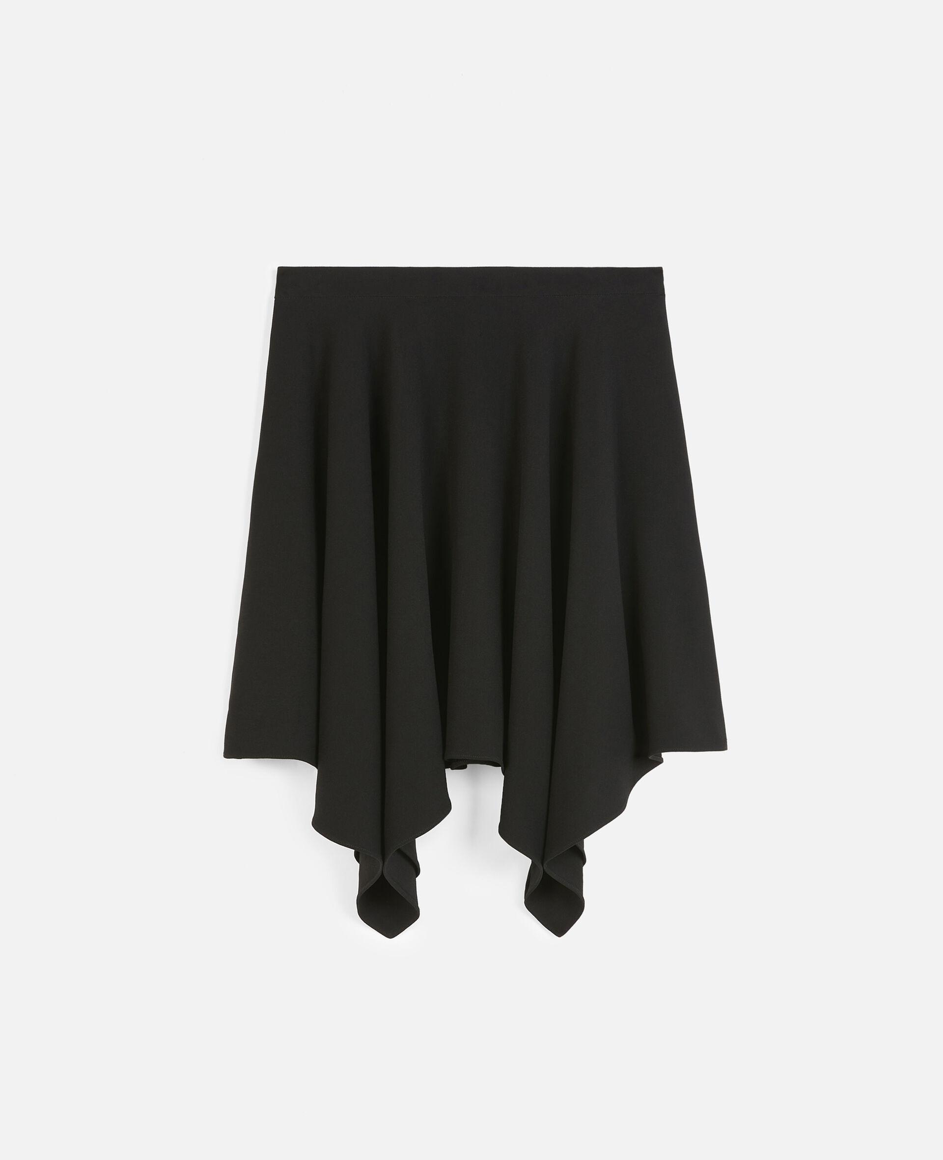 Livia 迷你半裙-黑色-large image number 1