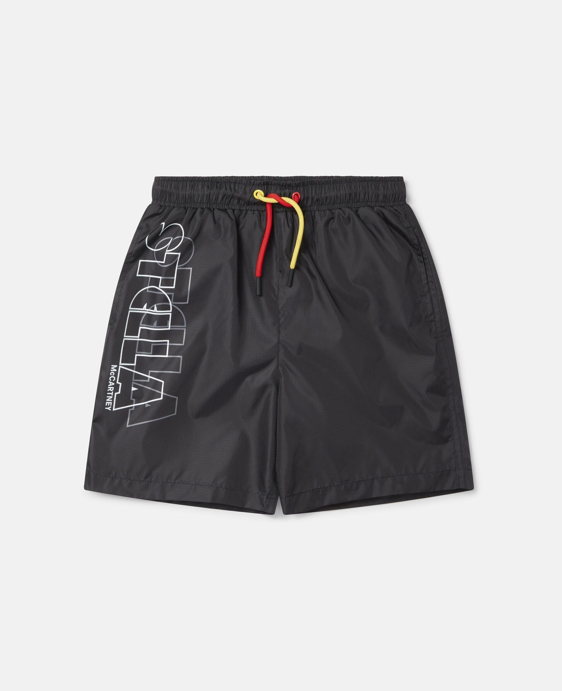 Stella Sport Swim Shorts-Black-large image number 0