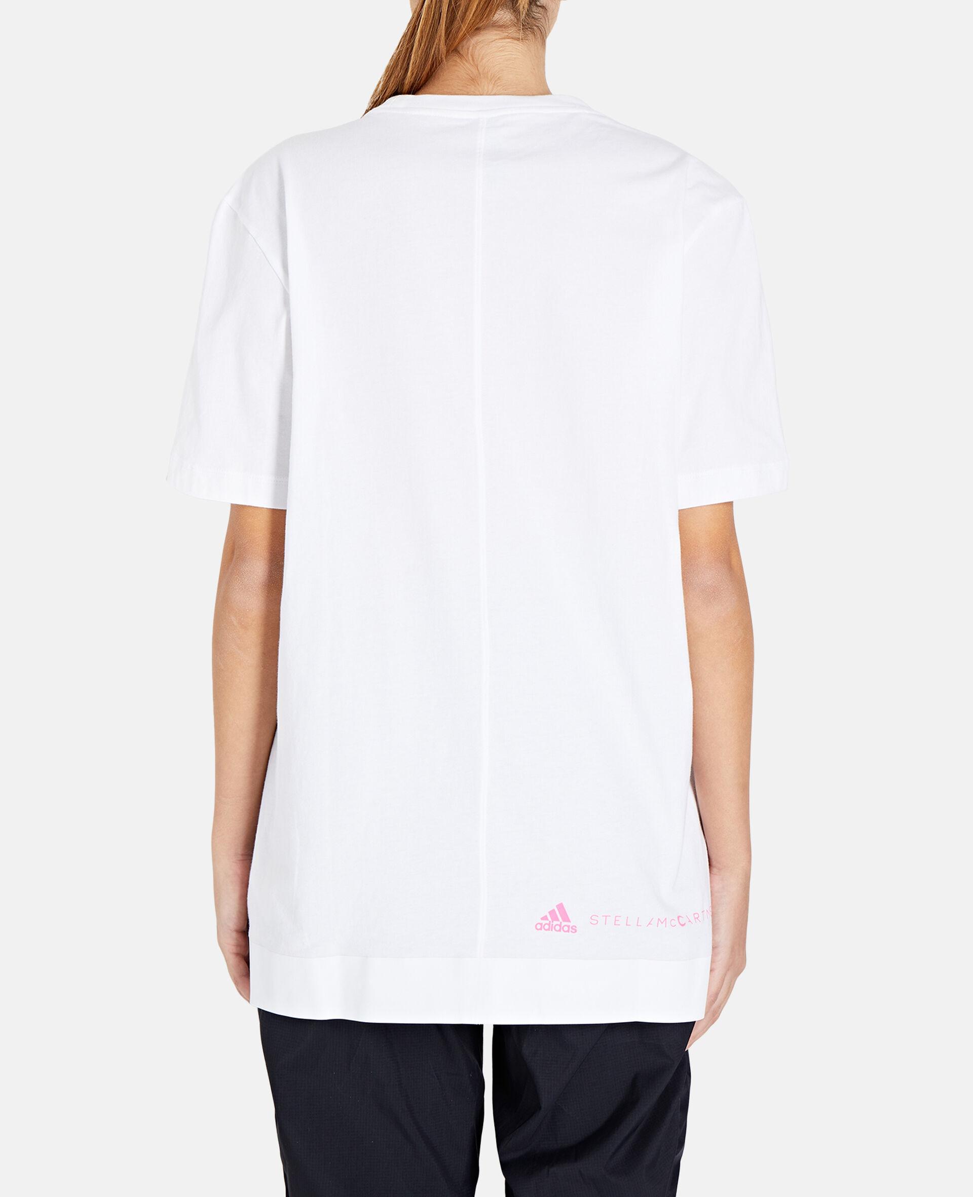White Training T-Shirt-White-large image number 2