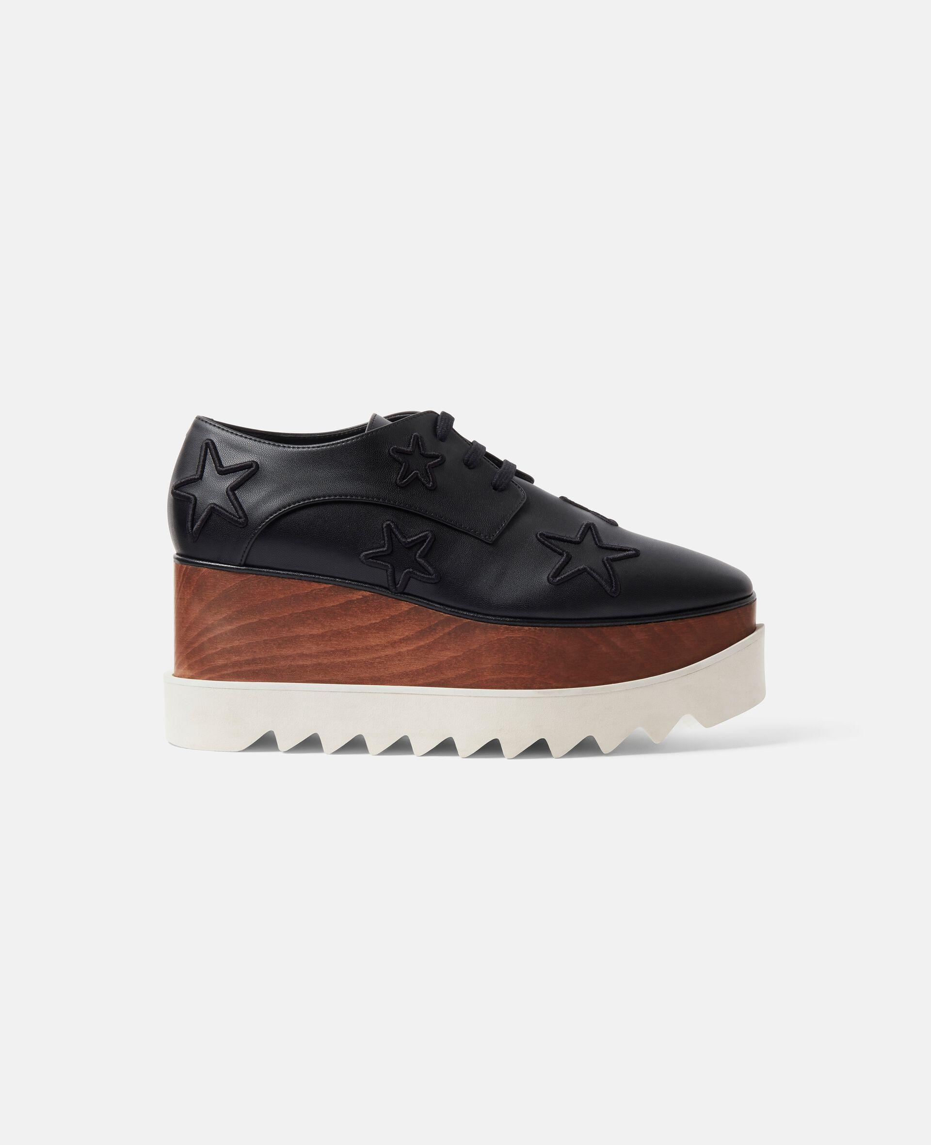 Chaussures compensées Elyse-Blanc-large image number 0