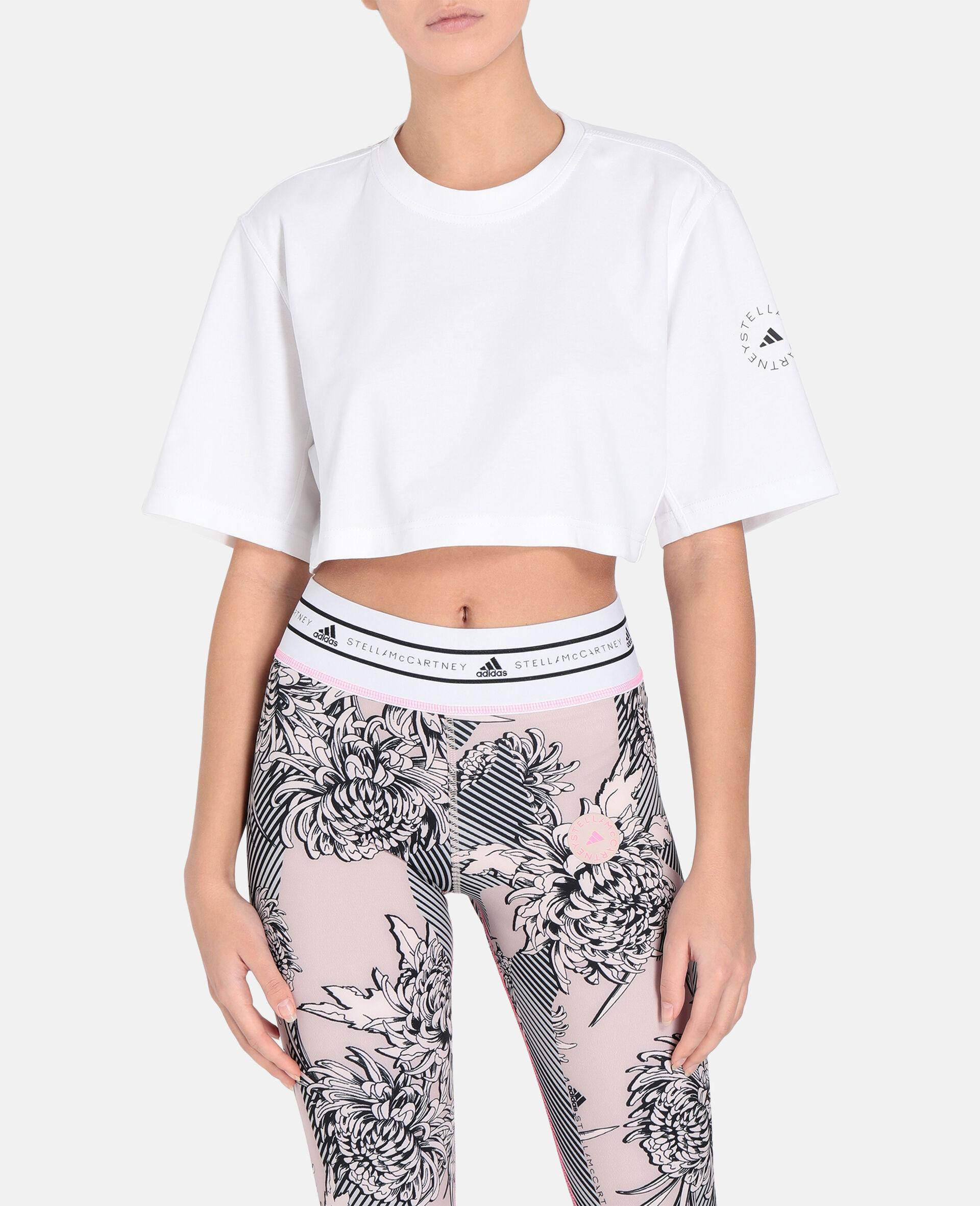 Future Playground Crop T-Shirt-White-large image number 4