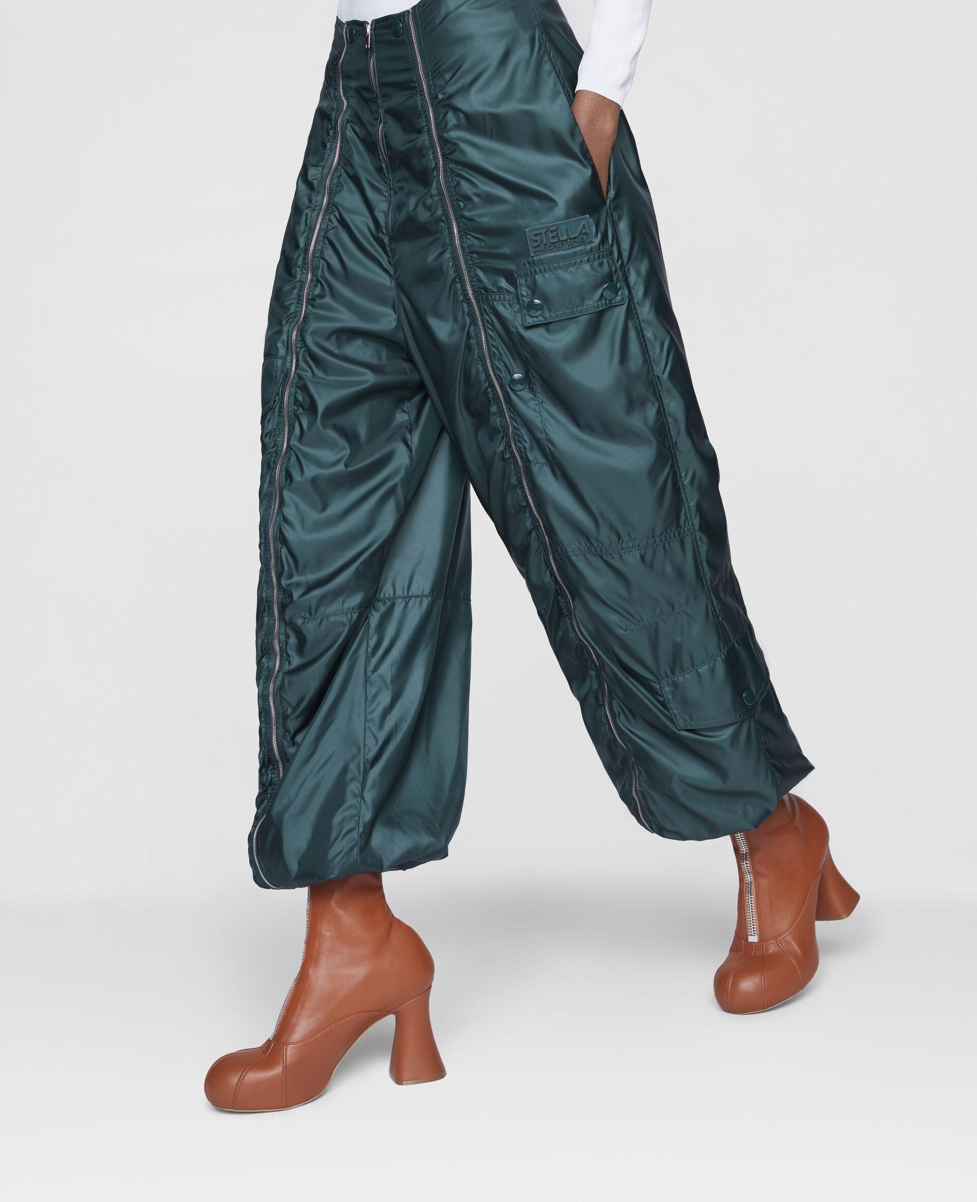 Pantaloni Nella-Verde-large image number 3