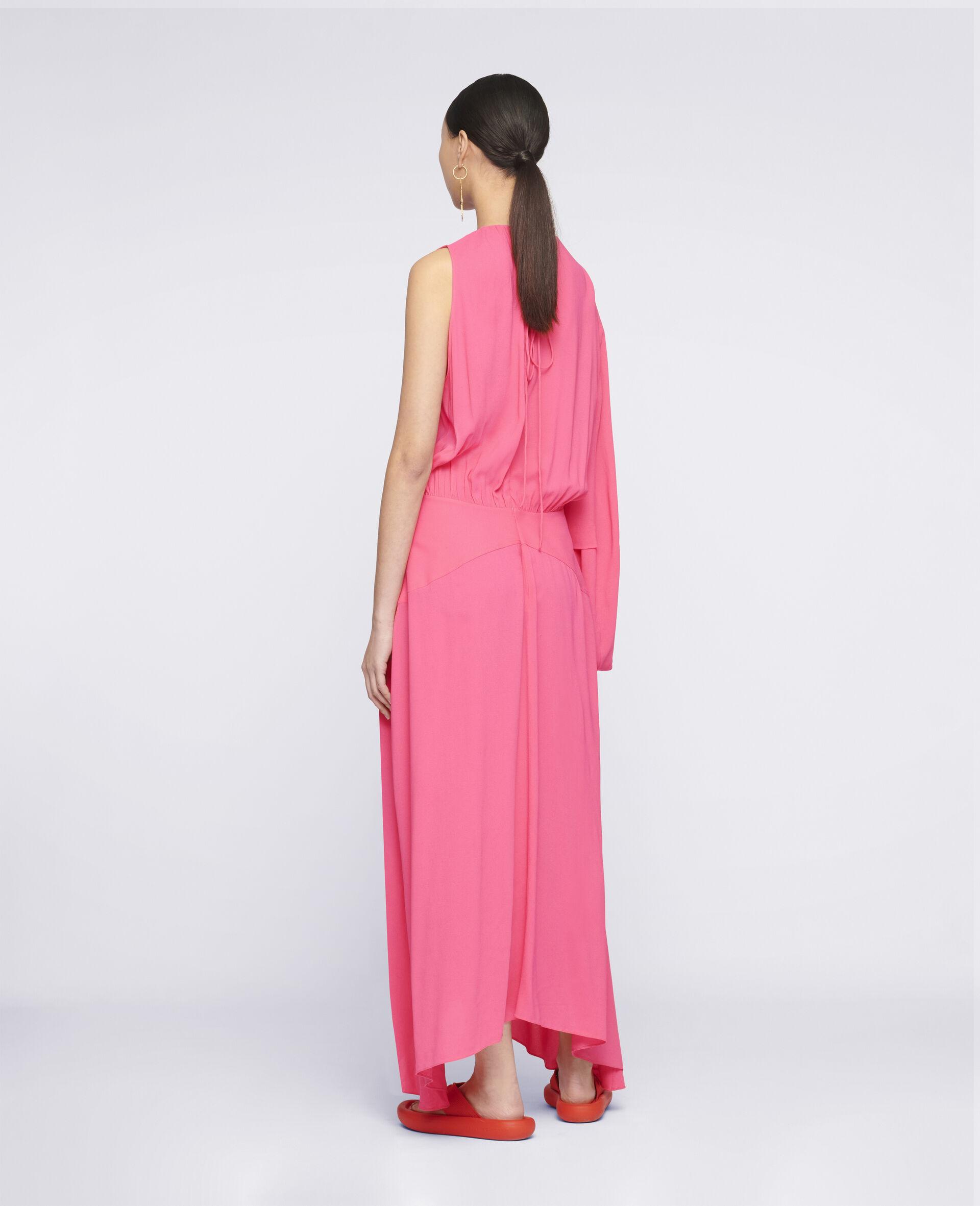 Cassandra Maxi Dress-Pink-large image number 2