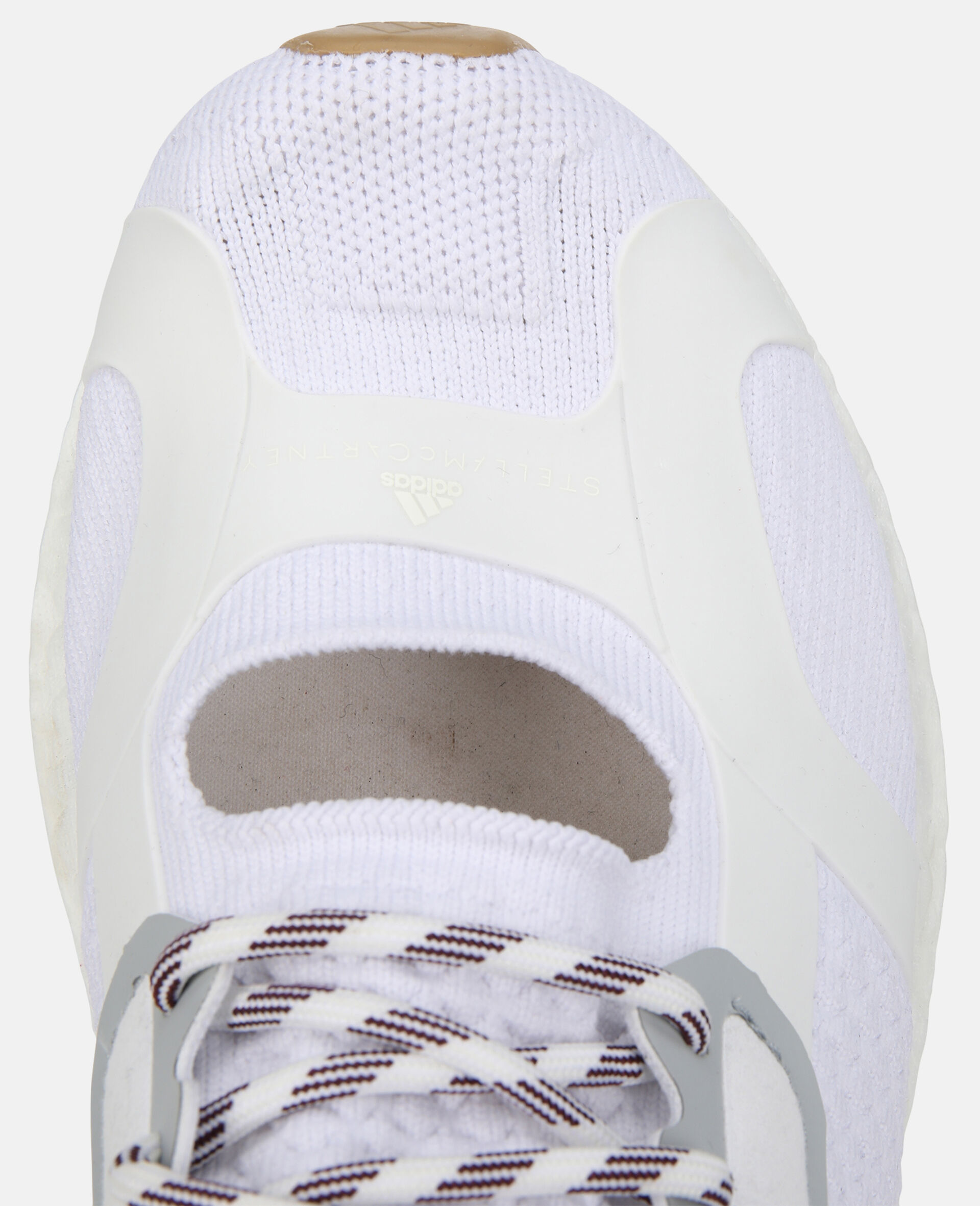 White Ultraboost Trainers-White-large image number 3